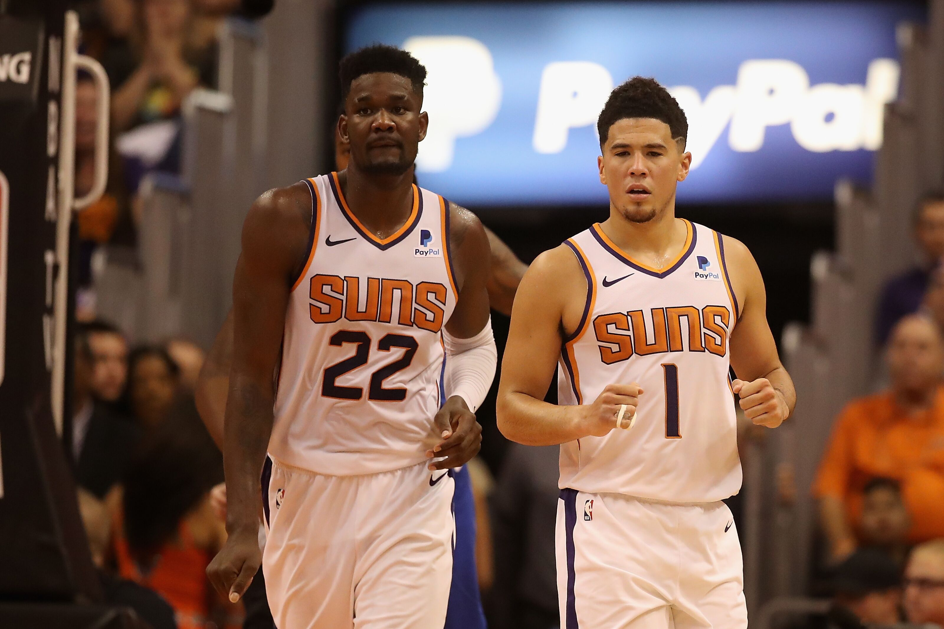 Phoenix Suns: Can Booker and Ayton be the next dynamic duo?