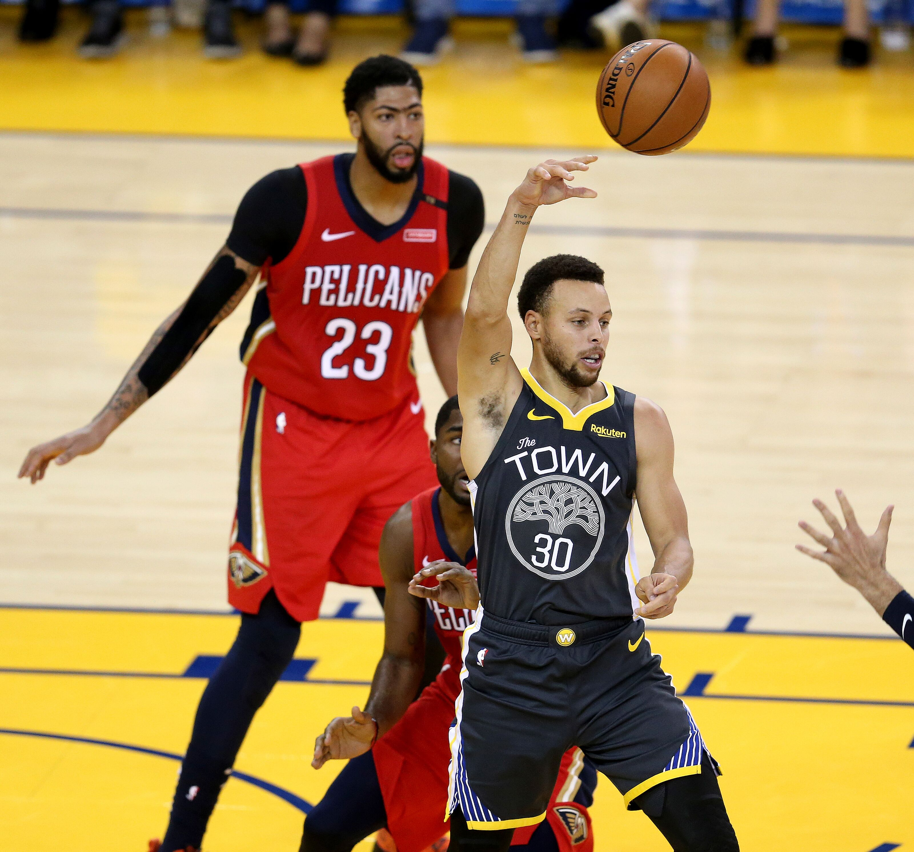 2018-19 NBA MVP Ladder: Stephen Curry Leads October Edition