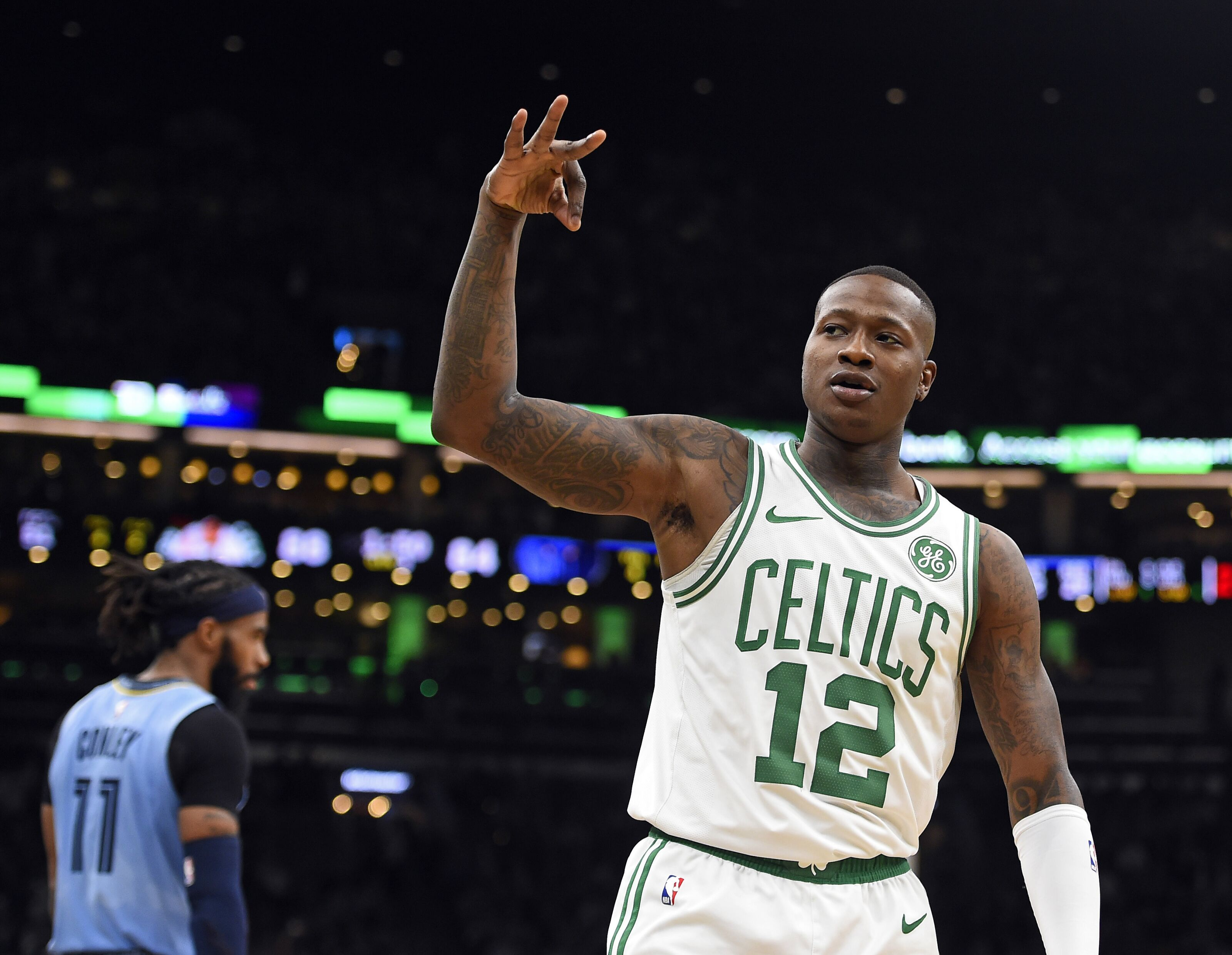 4a48521cf4a5 Boston Celtics  How Terry Rozier can help be part of the solution