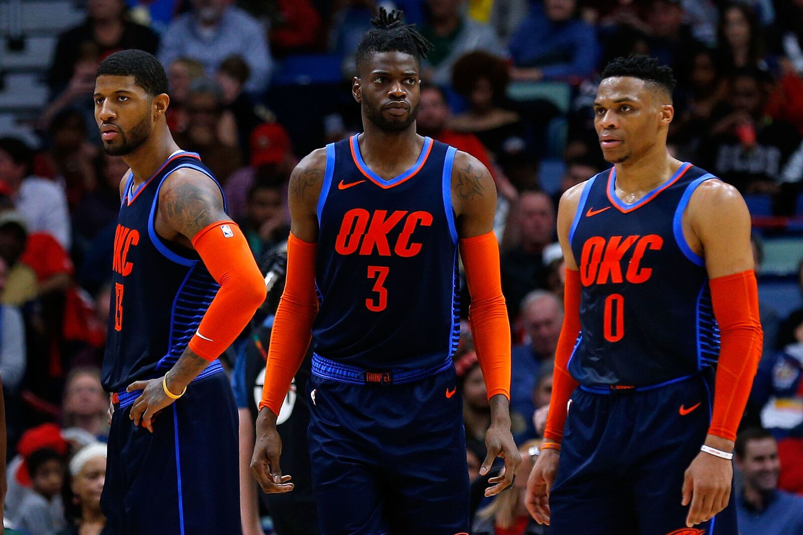 Oklahoma City Thunder: 3 big questions following 2019 NBA