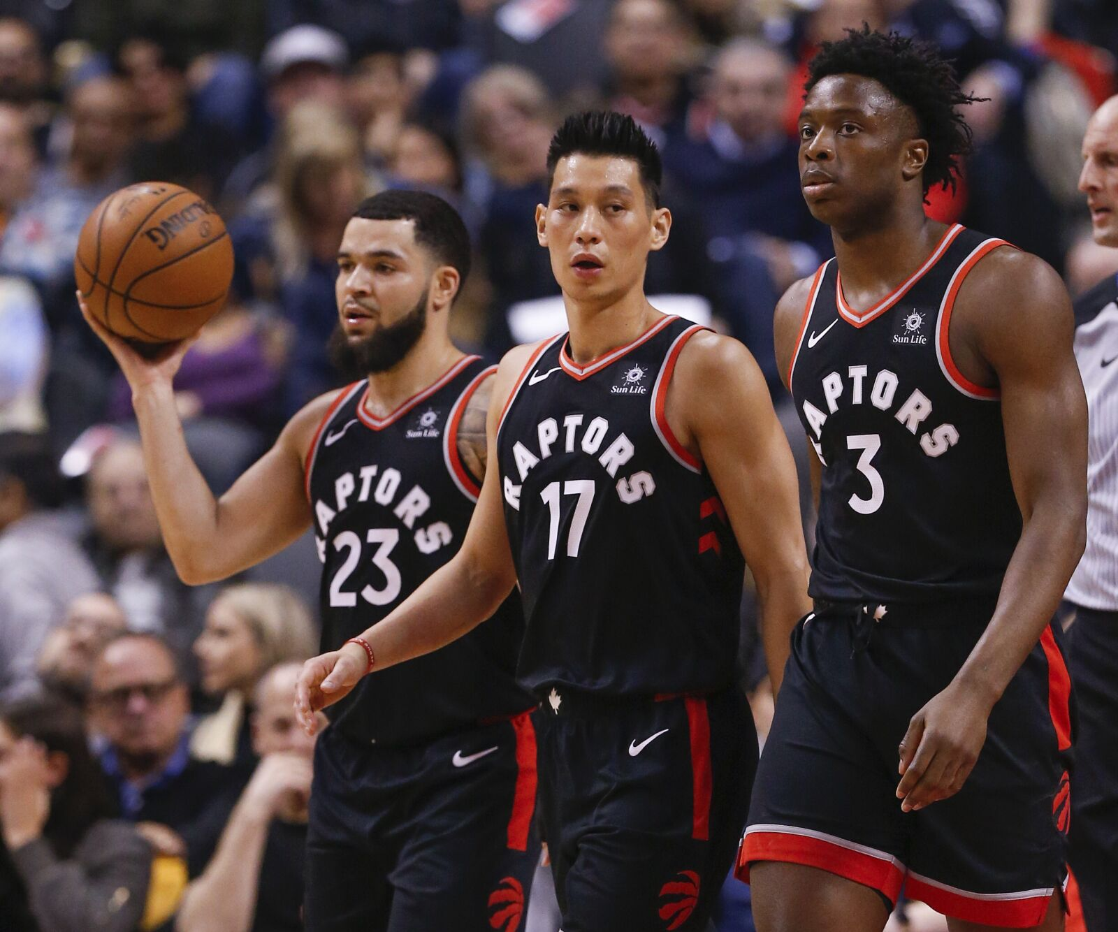 big sale a726e 6a9f0 Toronto Raptors: Jeremy Lin's importance in banged up backcourt