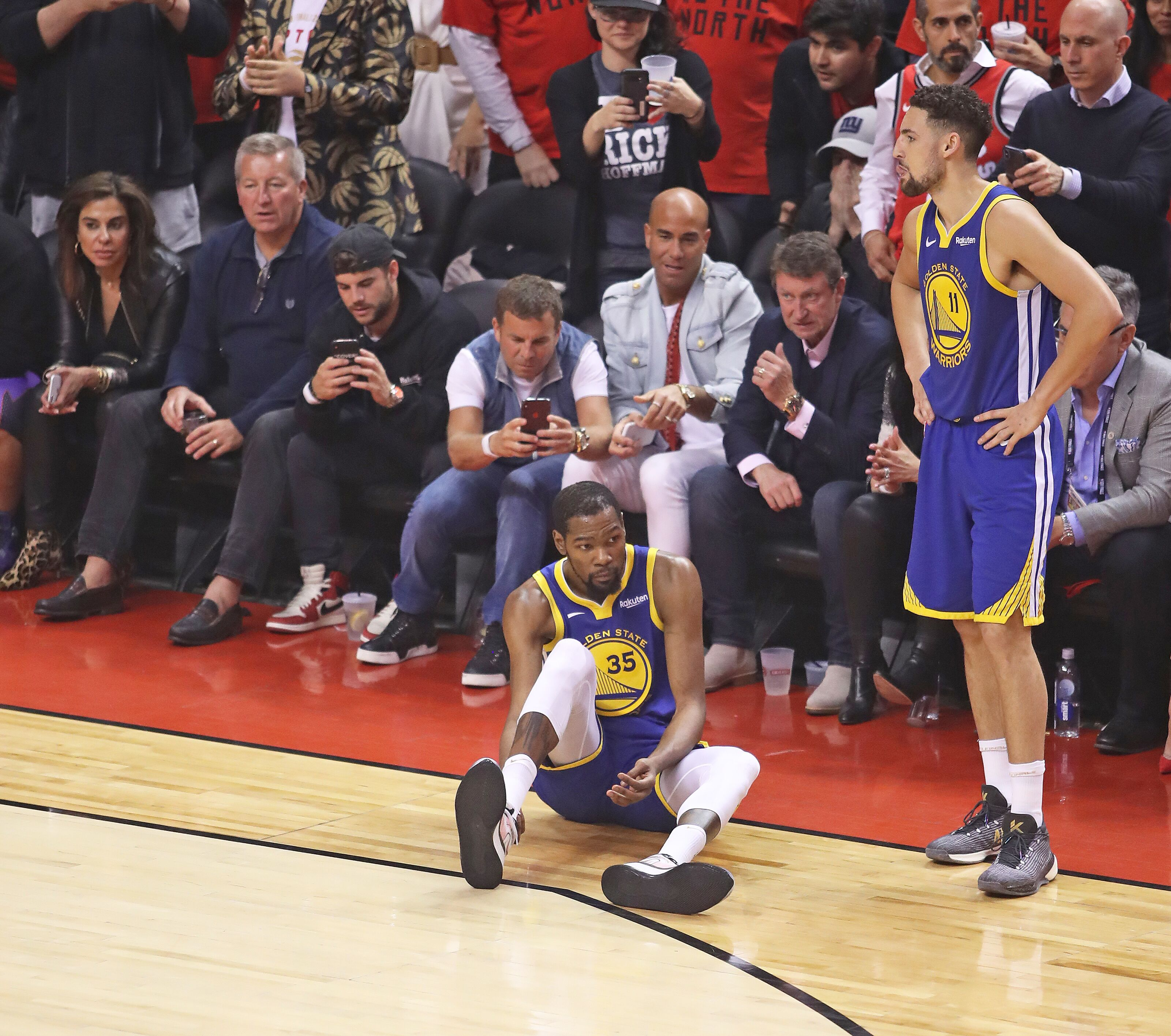 NBA: 5 Ripple Effects Of Kevin Durant's Achilles Injury