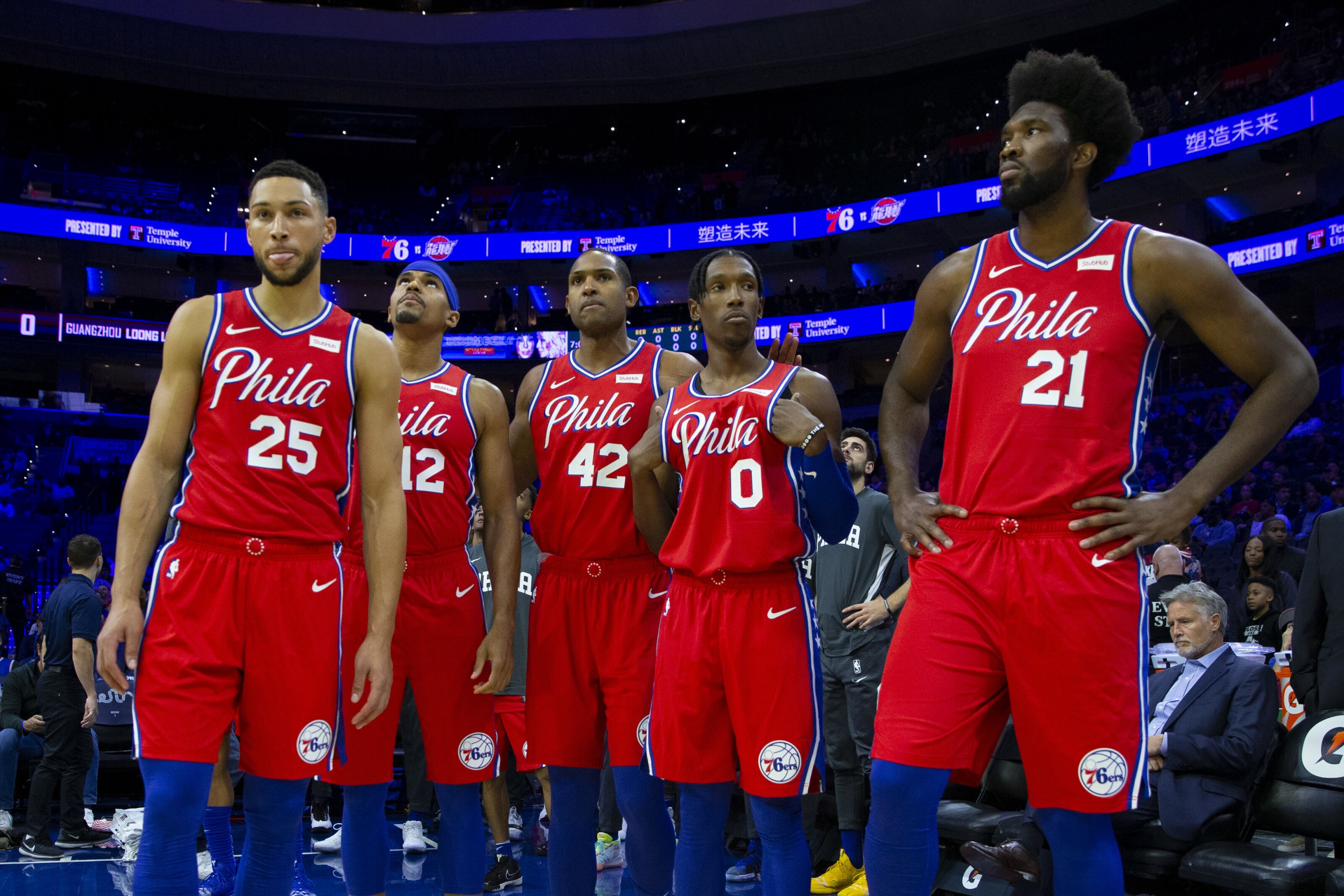 Go big or go home: 76ers pursue title dreams by bucking small-ball trend