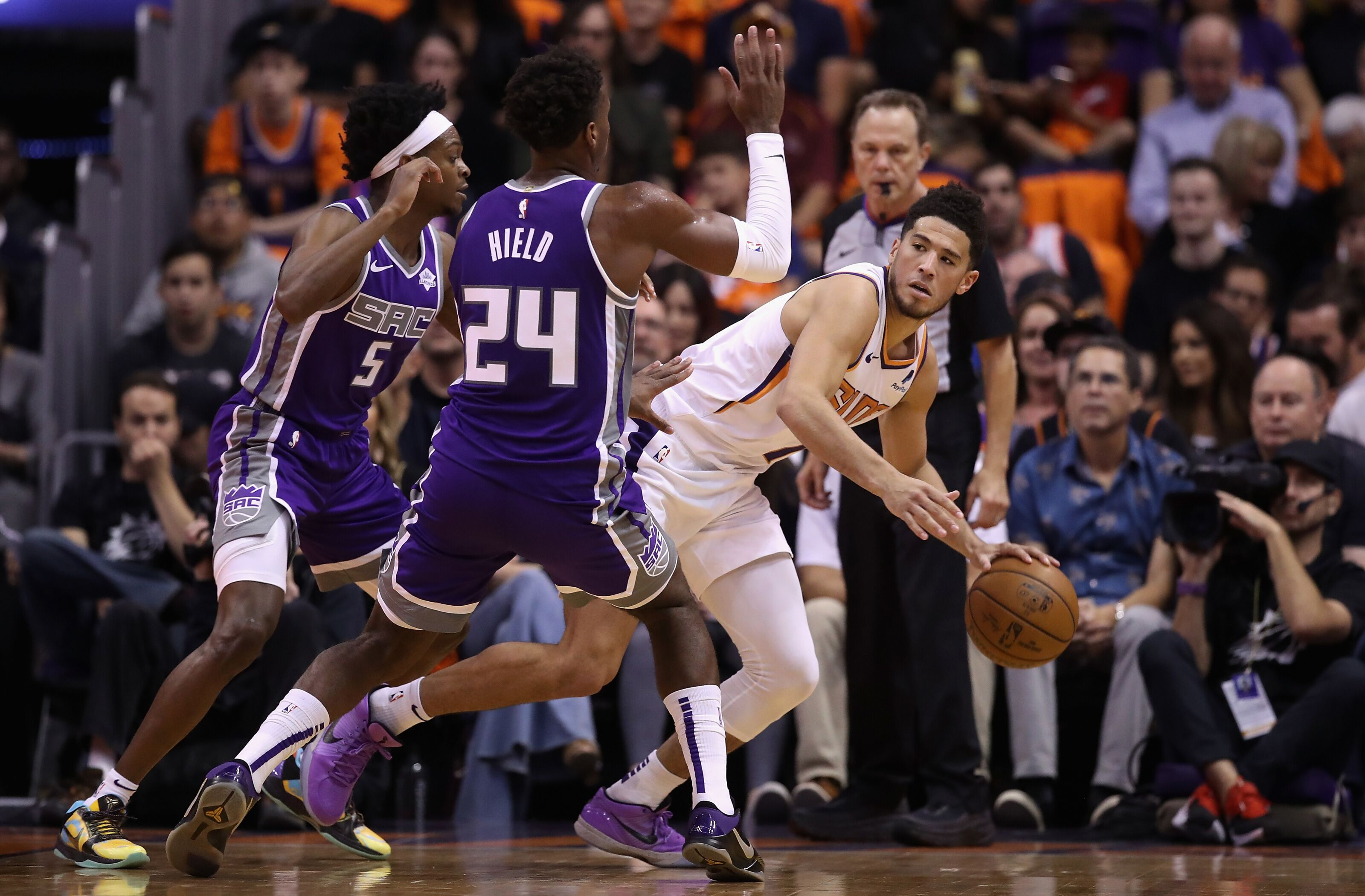 Phoenix Suns a surprise NBA odds play as 6½ home favorites over Kings