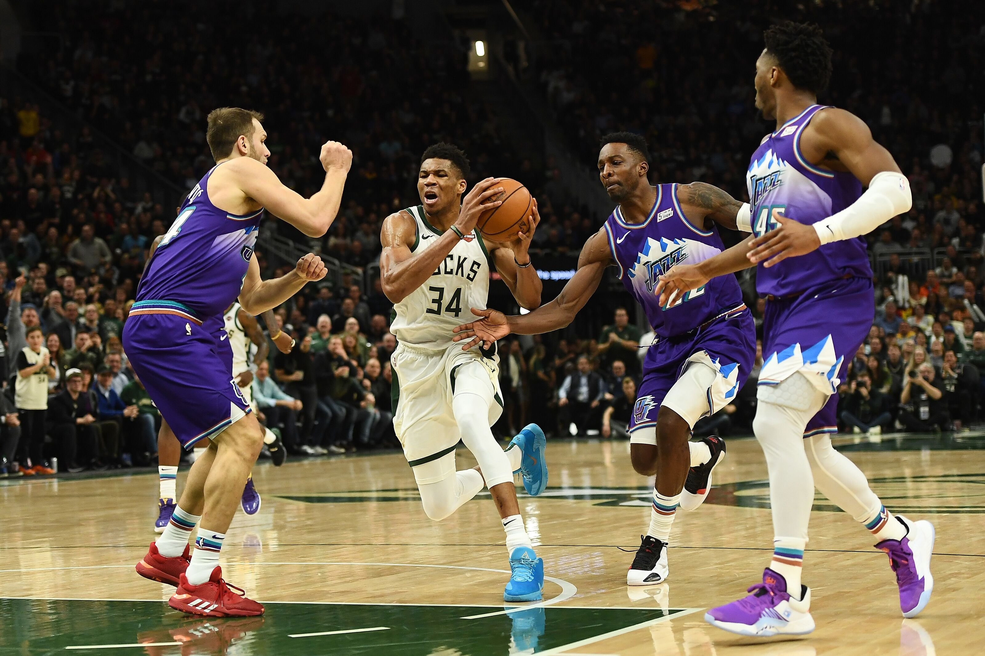 NBA Power Rankings midseason reset: Milwaukee Bucks who we thought they'd be