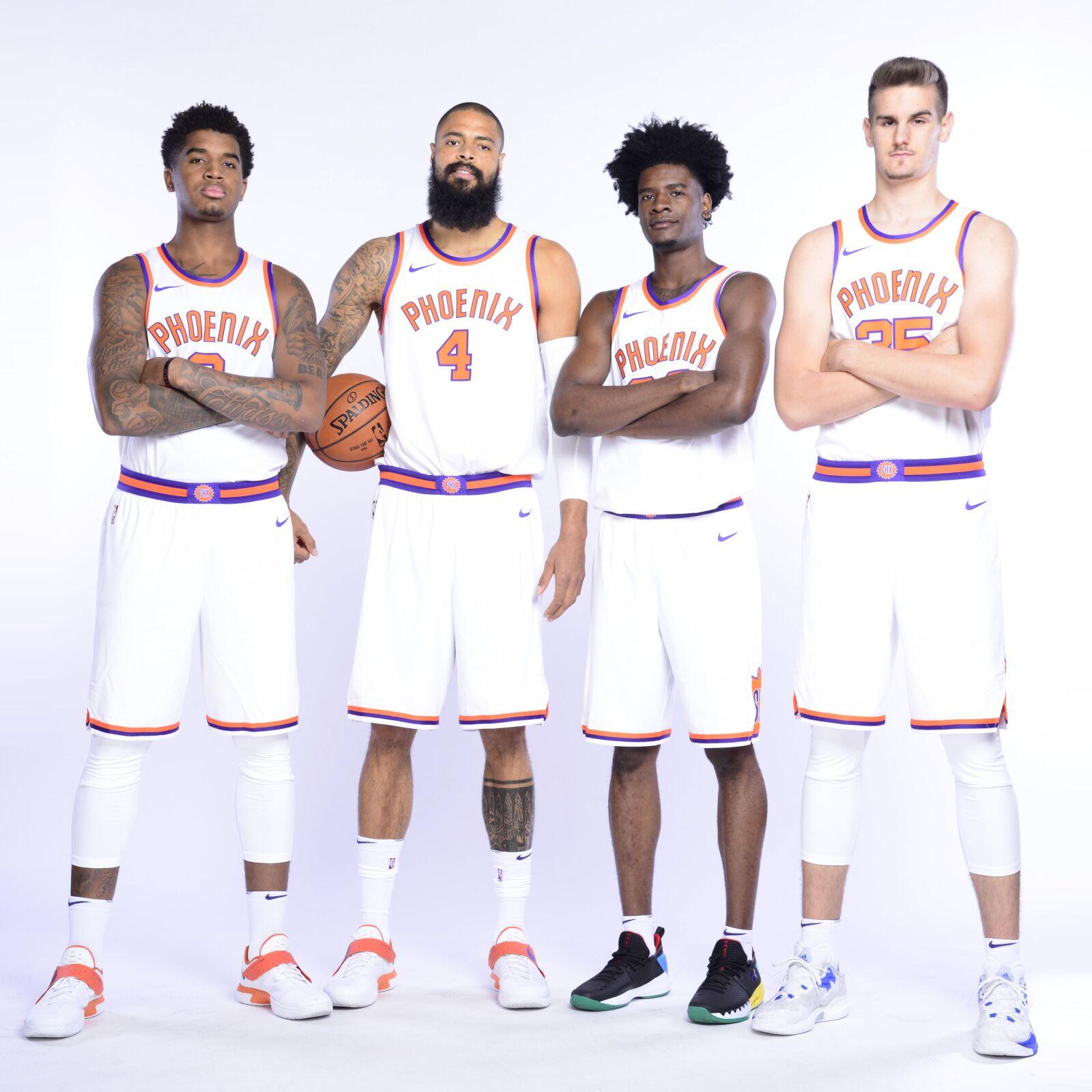 Rockets Vs Warriors 2018 19: Phoenix Suns: 3 Candidates For A Breakout Season In 2018-19