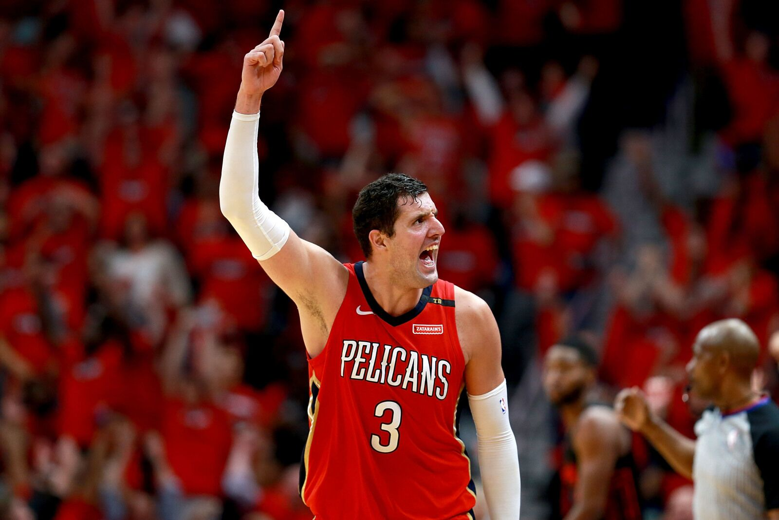 Pelicans Vs Trail Blazers Detail: New Orleans Pelicans: Nikola Mirotic Off To A Hot Start In