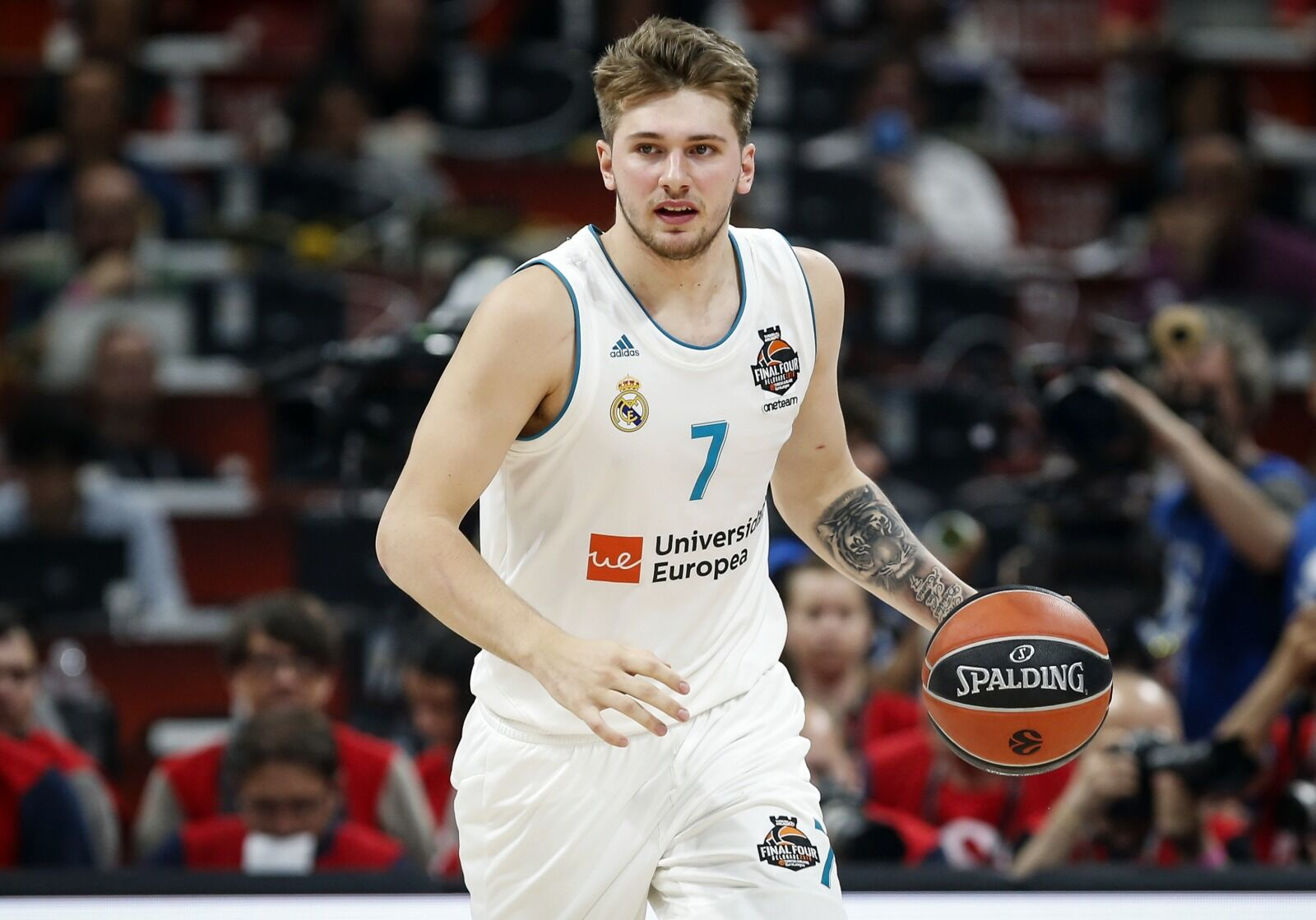 0aaeeaa69 Phoenix Suns  The pros and cons of drafting Luka Doncic No. 1
