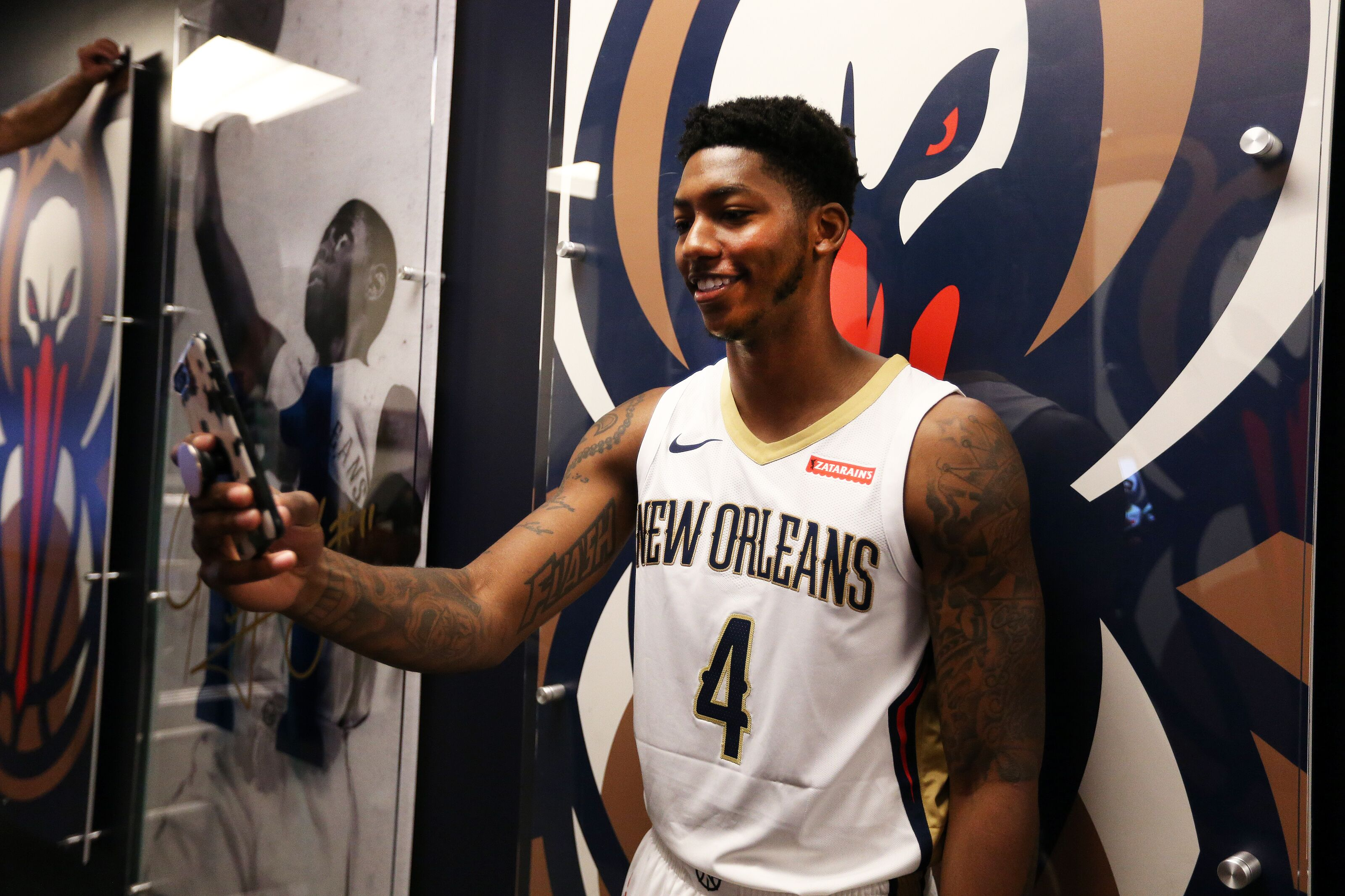 low cost 502ee d2775 Analyzing Elfrid Payton's fit with the New Orleans Pelicans