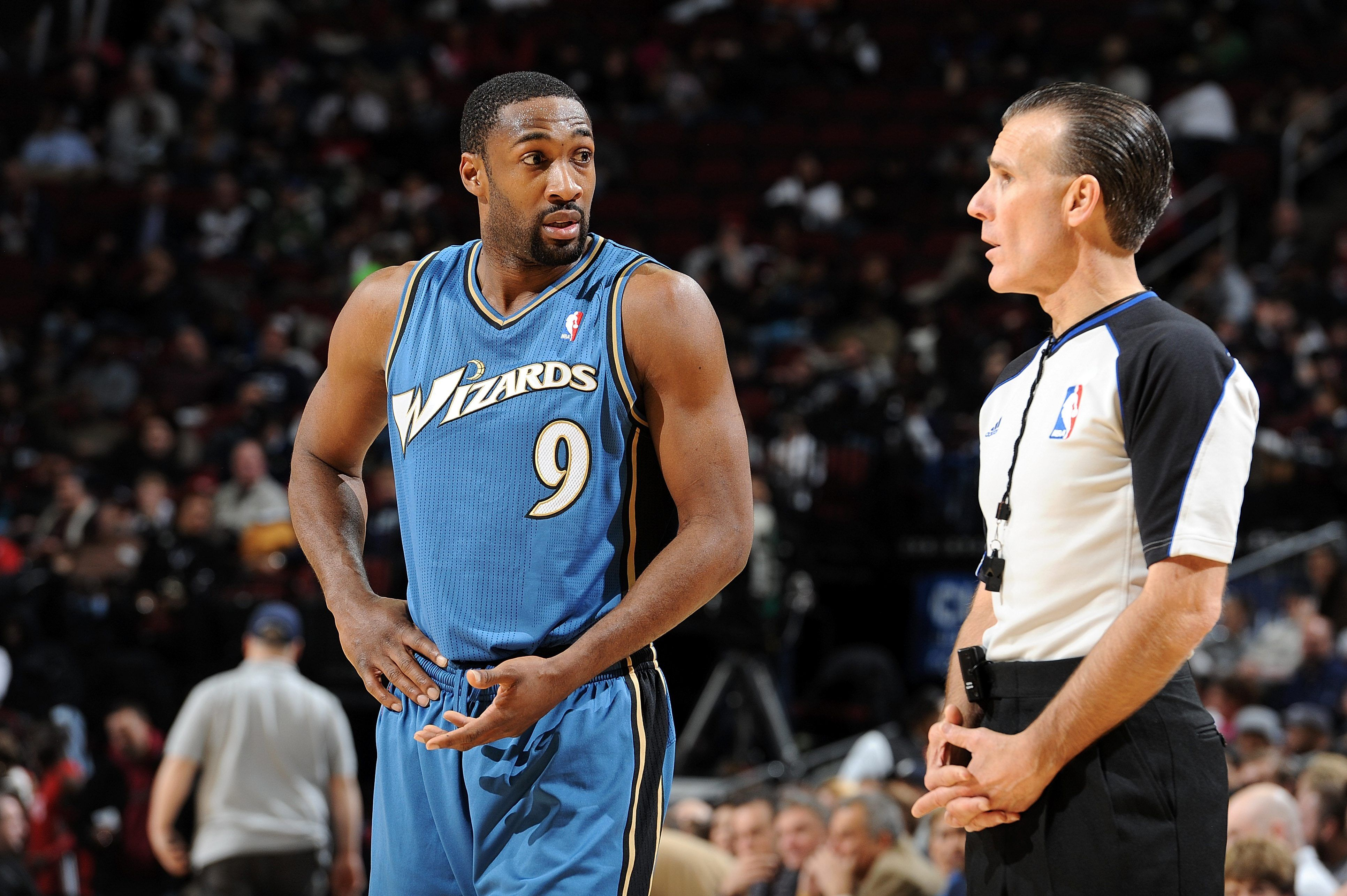 Washington Wizards  Where in the world is Gilbert Arenas  6683ee698