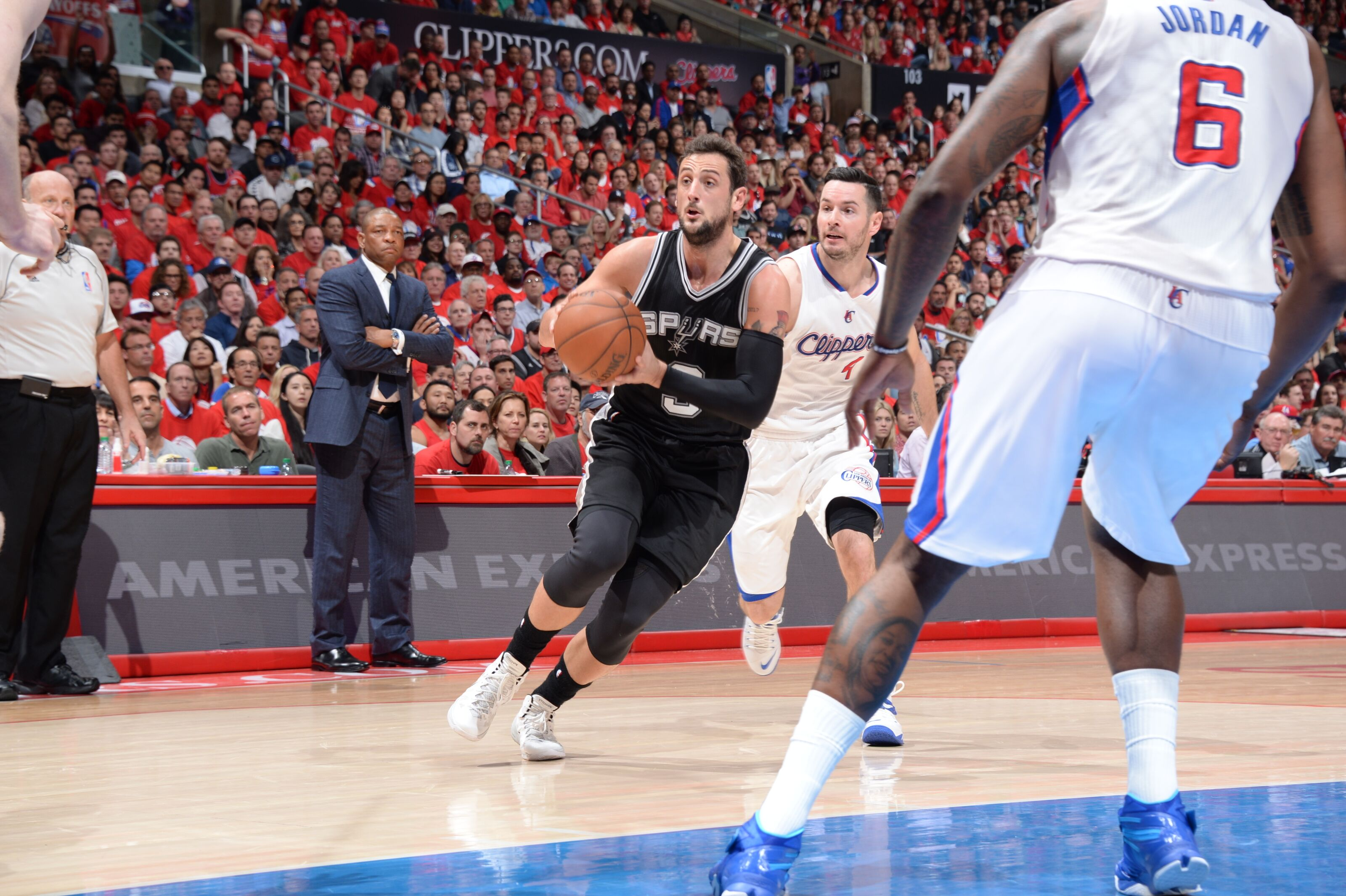 San Antonio Spurs: 3 reasons Marco Belinelli is a good addition