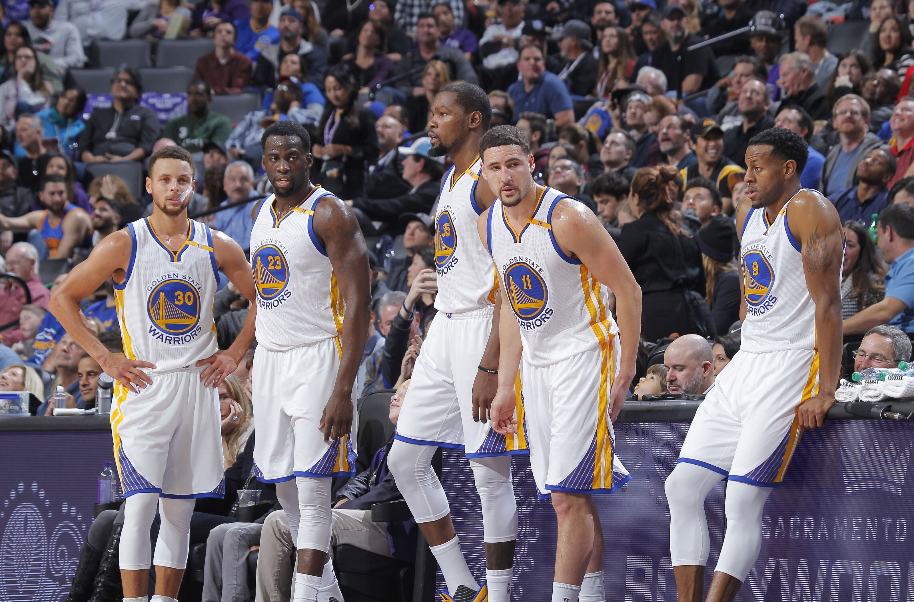 differently 40eed cef43 Are the Golden State Warriors the greatest team ever?