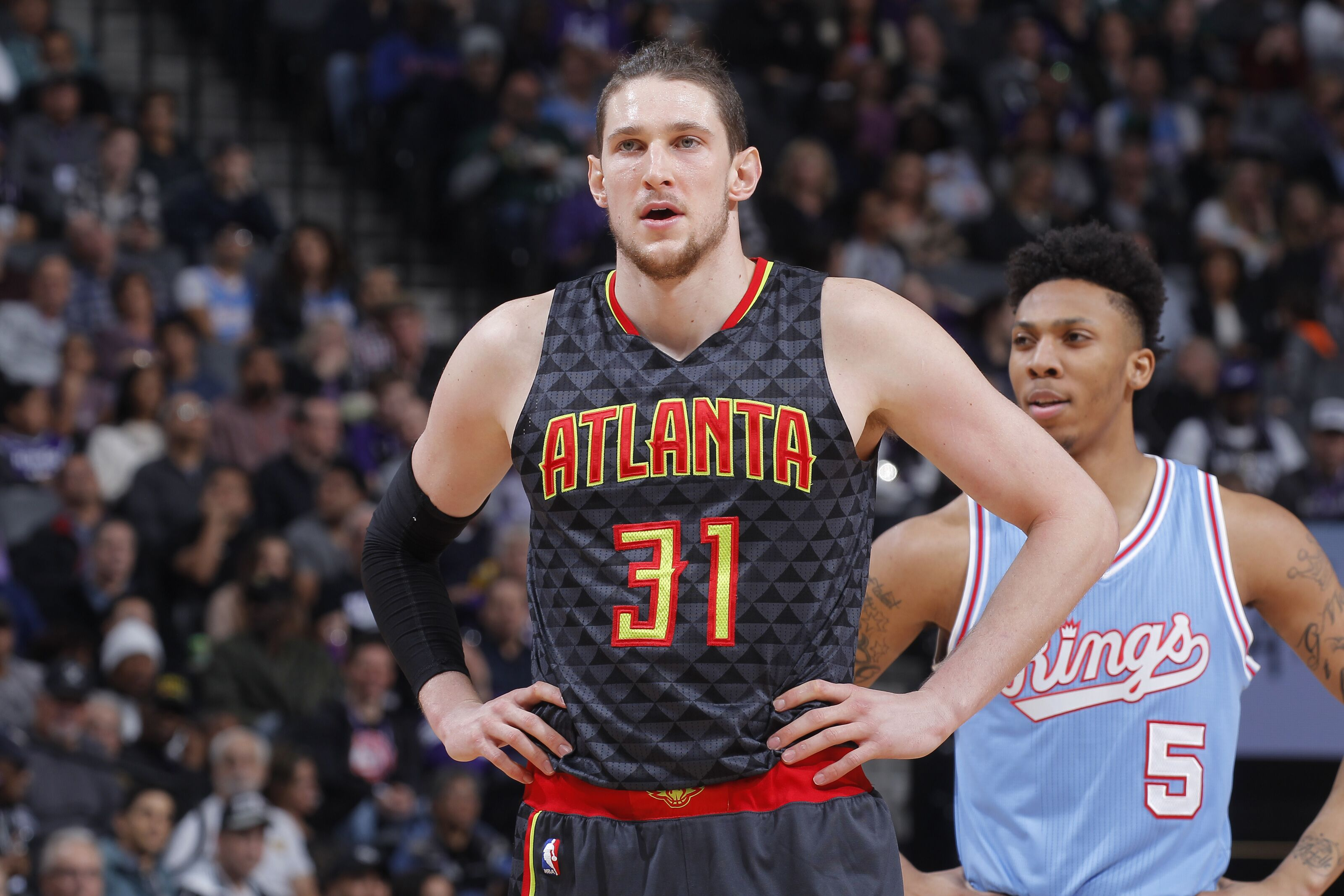 new style bc978 3e73b Philadelphia 76ers: How Mike Muscala will fit in next year