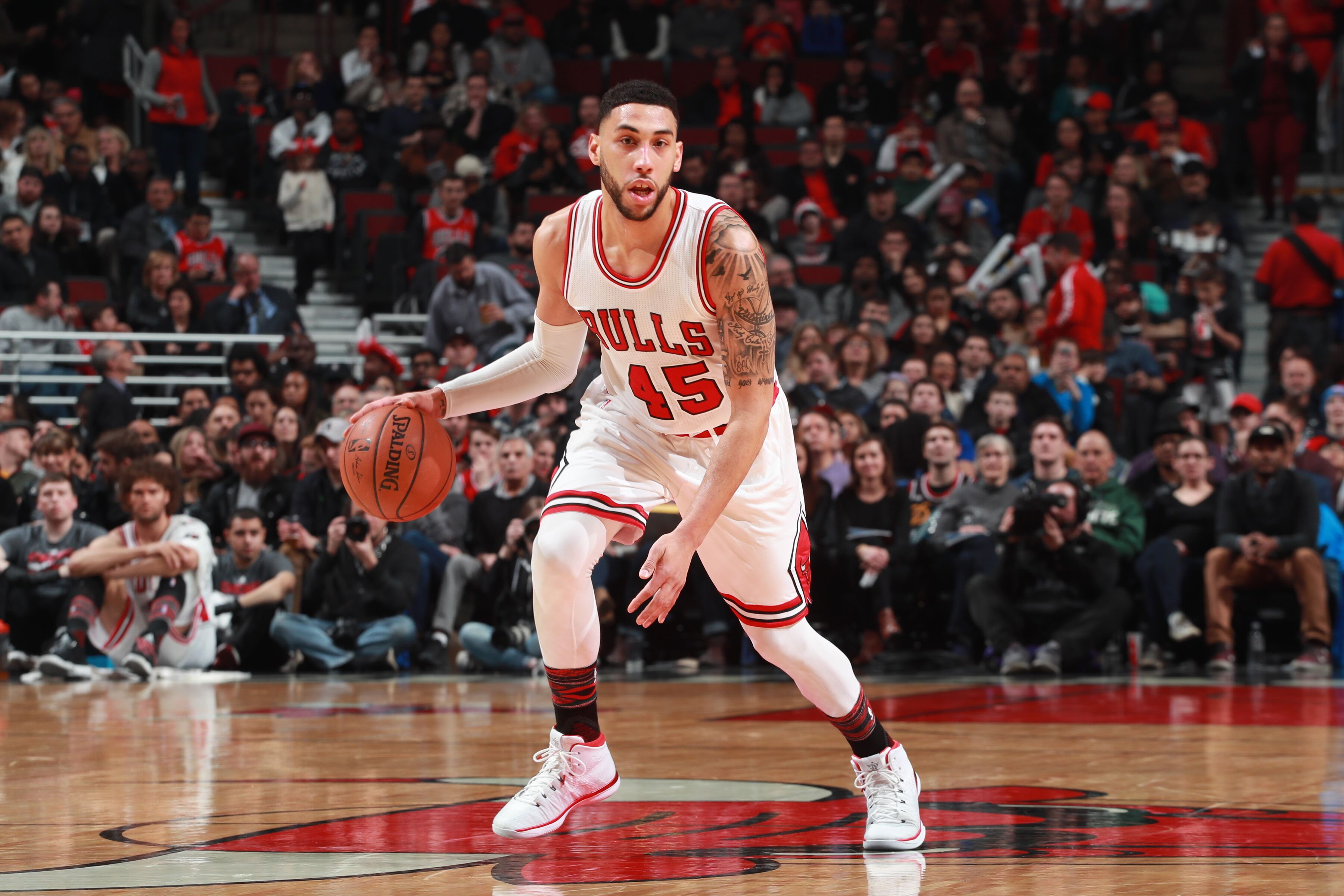 9381892c674 Chicago Bulls: What to expect from Denzel Valentine in 2017-18
