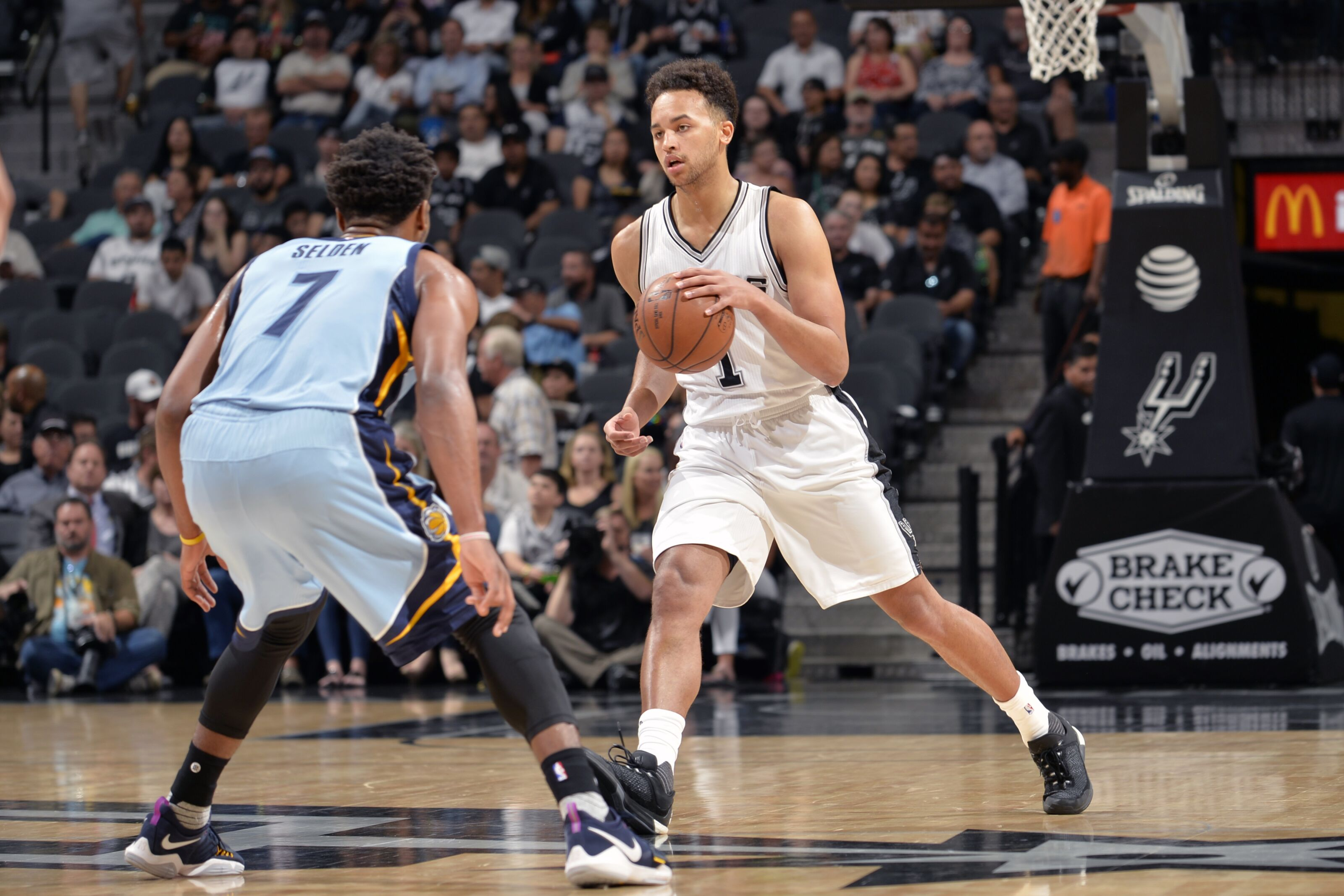 e263978f980 Memphis Grizzlies: 3 reasons Kyle Anderson contract is a good move