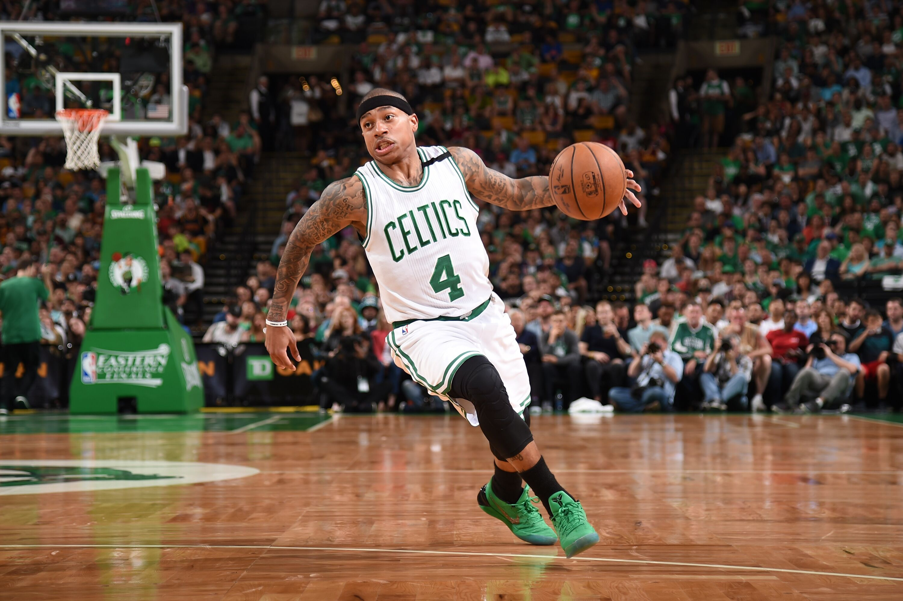Should the Boston Celtics re-sign Isaiah Thomas to a max contract  78a9a84c9