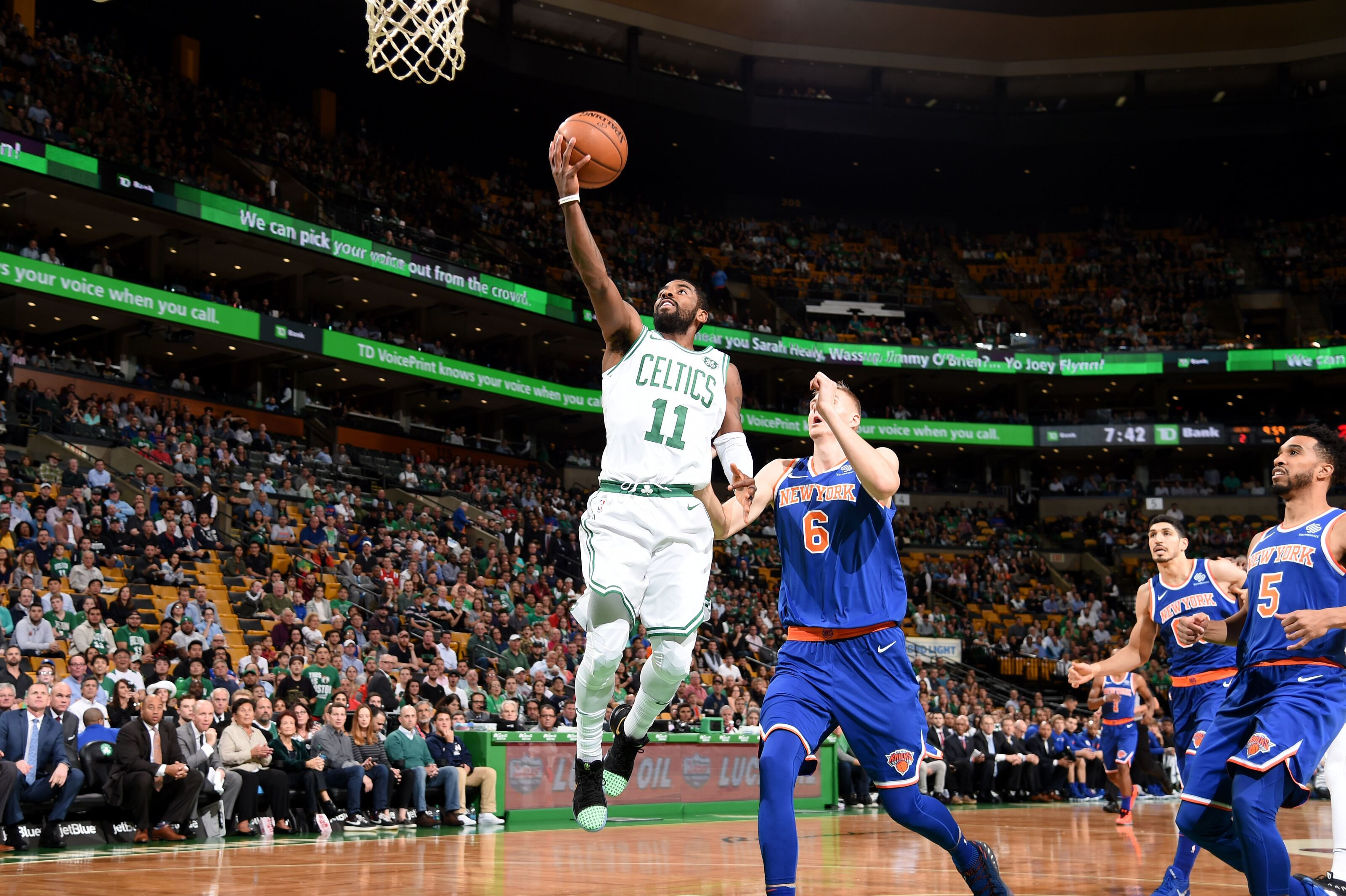ad3efd21d3ec Could the Boston Celtics lose Kyrie to the New York Knicks