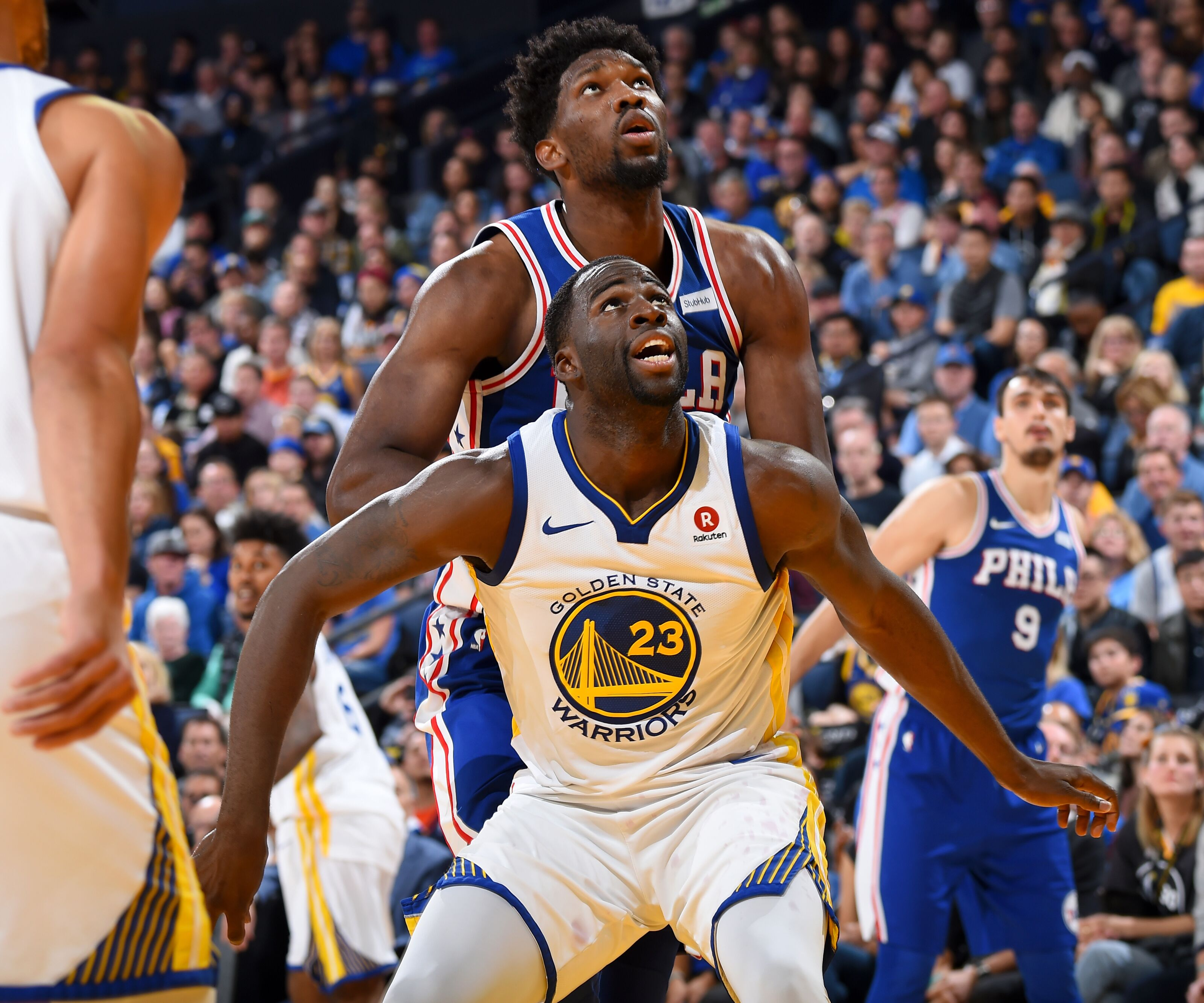 Golden State Warriors Challengers, Part 5: No Ceiling For