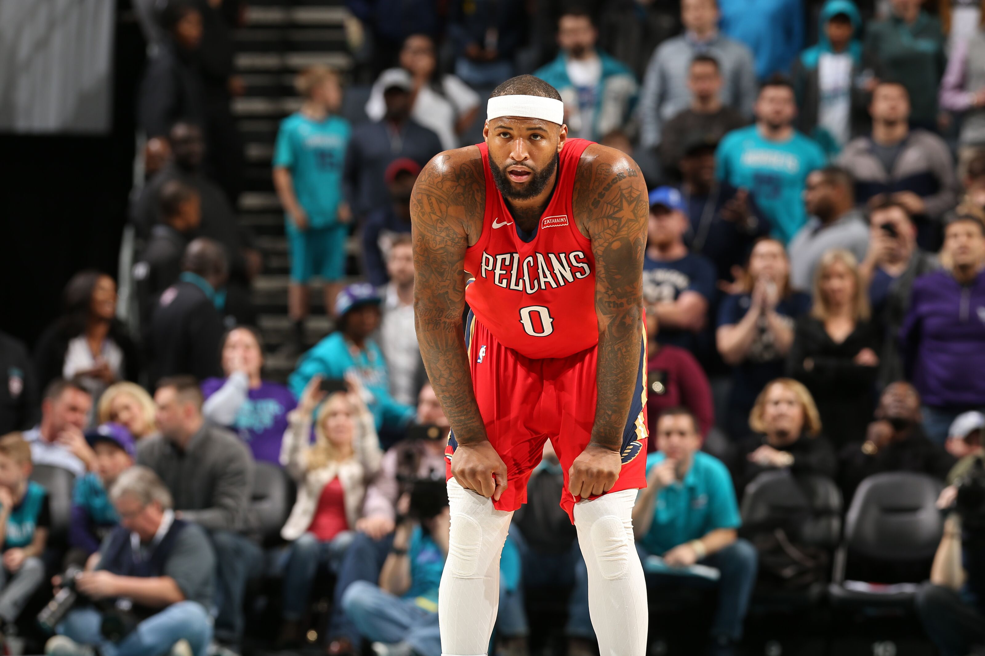 c4f2c40eb6a 2018 NBA free agency grades  Warriors snagging DeMarcus Cousins