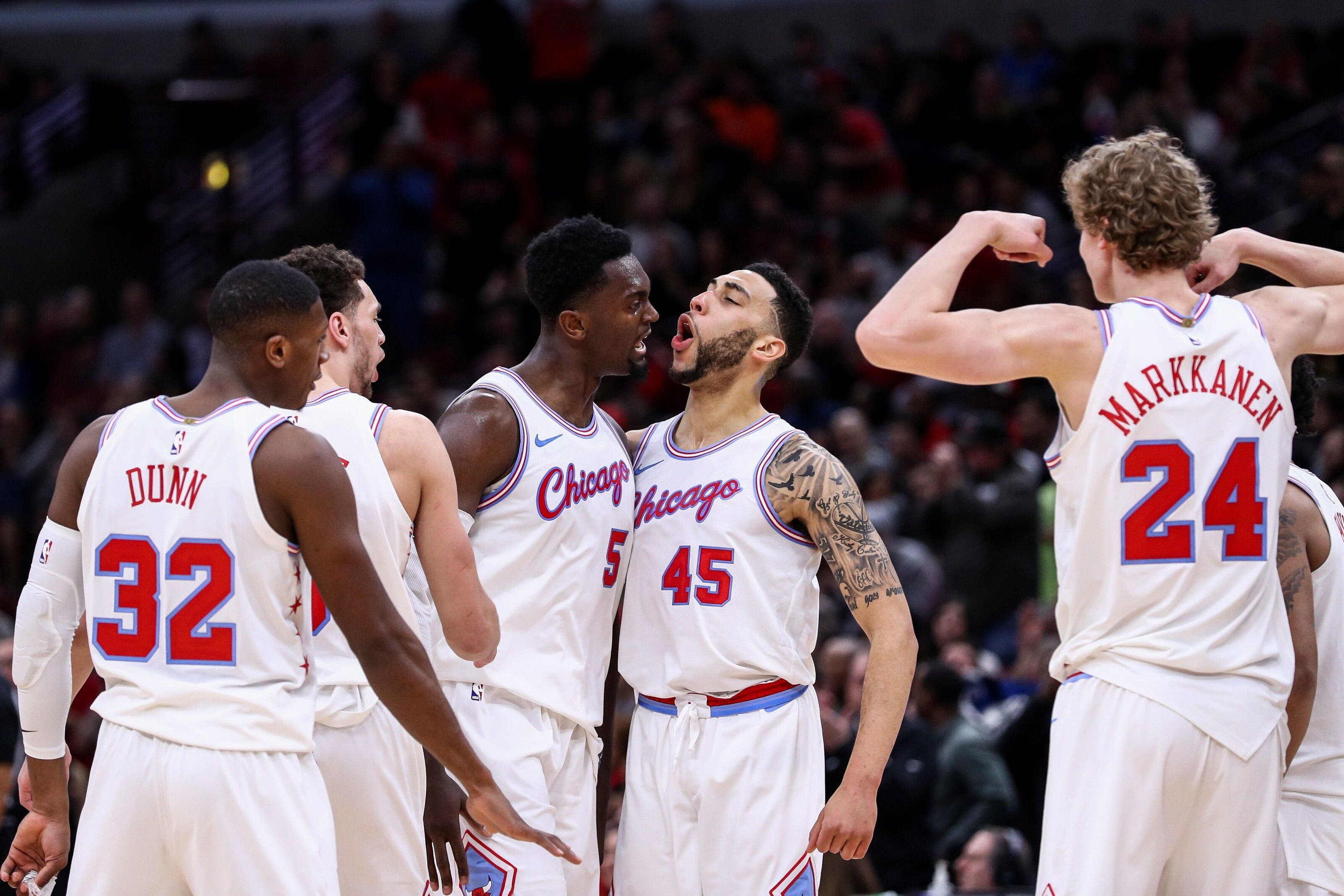 Chicago Bulls Schedule 2019-18 Chicago Bulls: Roster predictions for 2018 19 NBA season