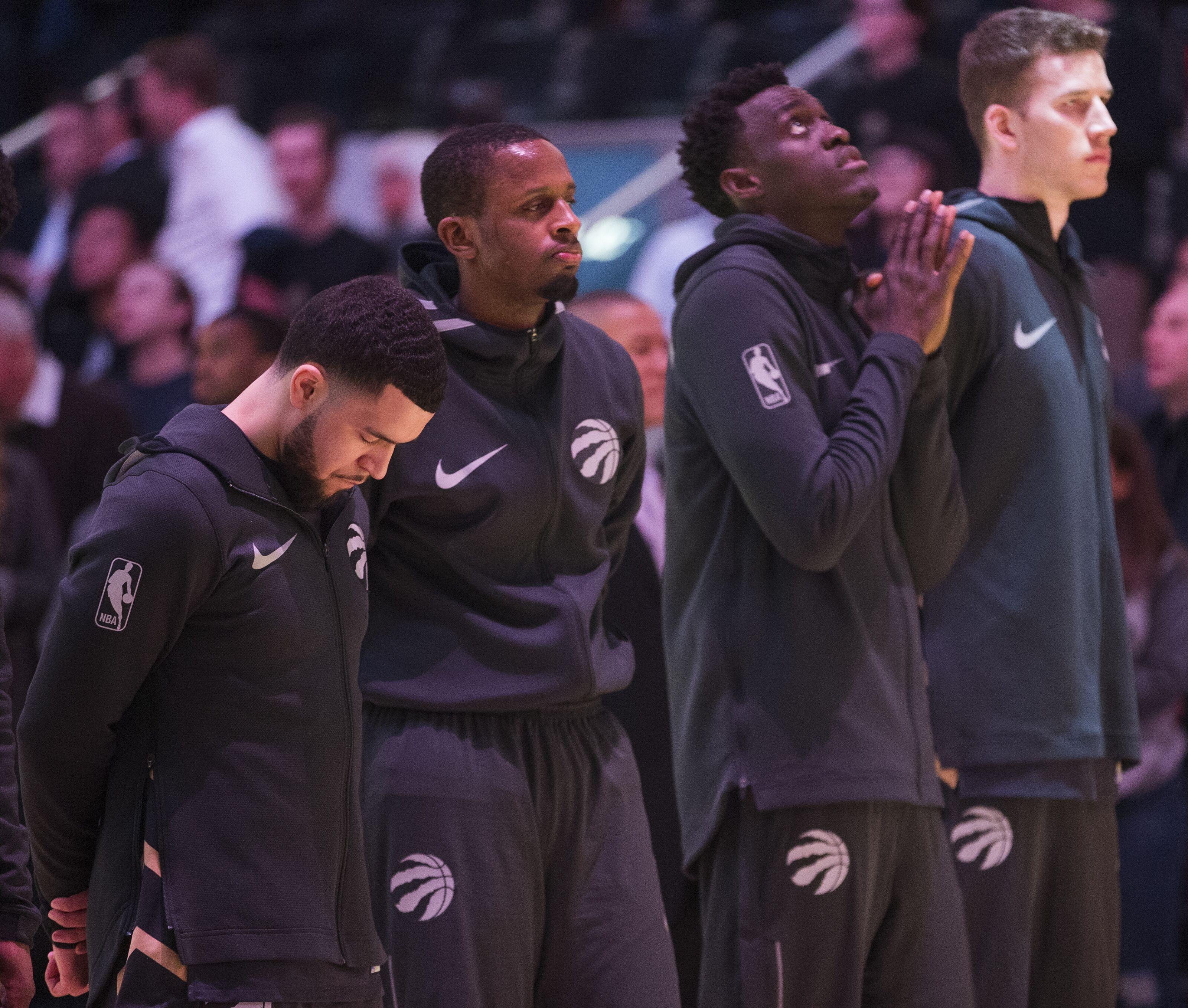 Rockets Vs Warriors 2018 19: Toronto Raptors: 3 Candidates For A Breakout Season In