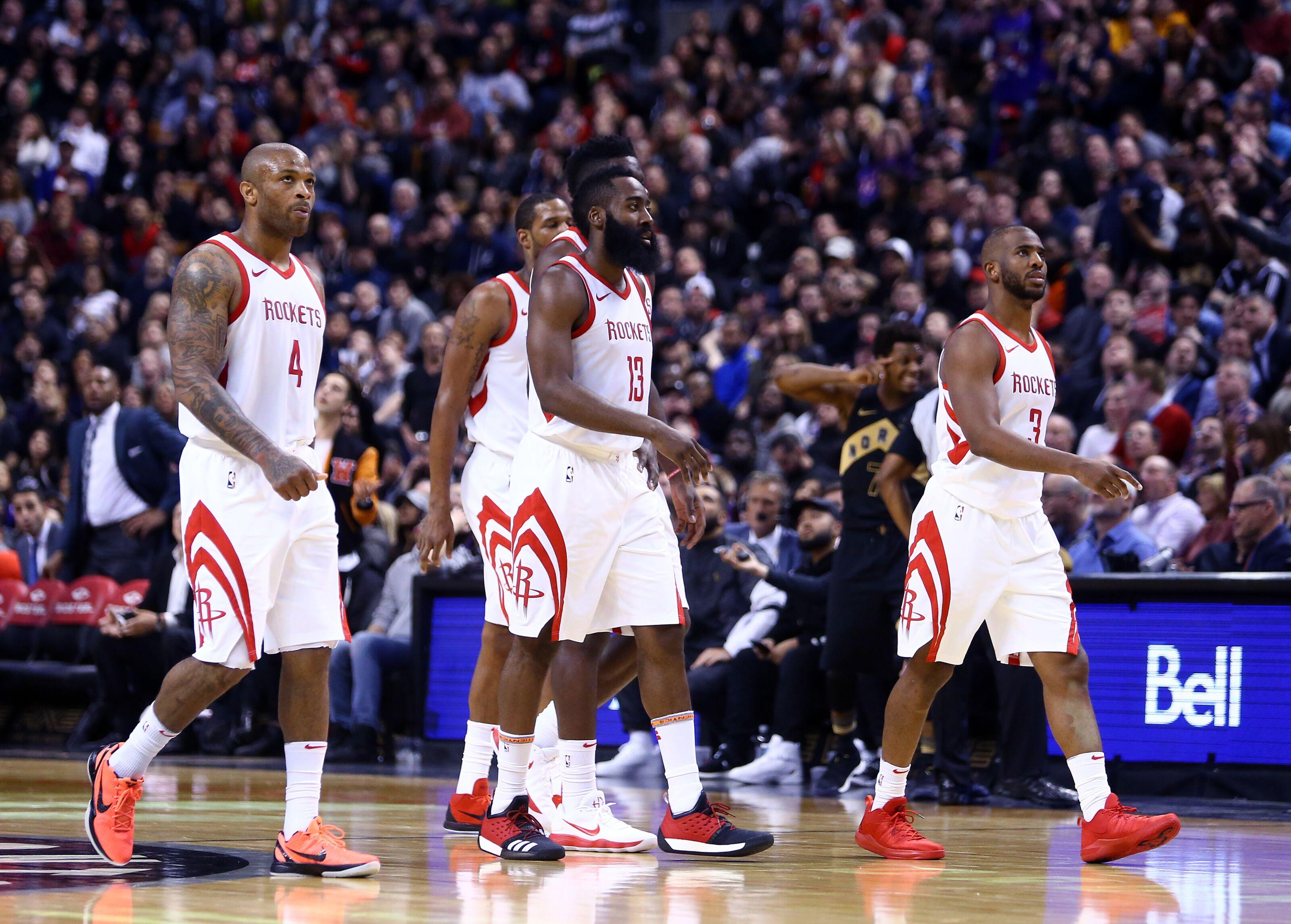 656721101 Houston Rockets: Top 10 moments from 2017-18 NBA season