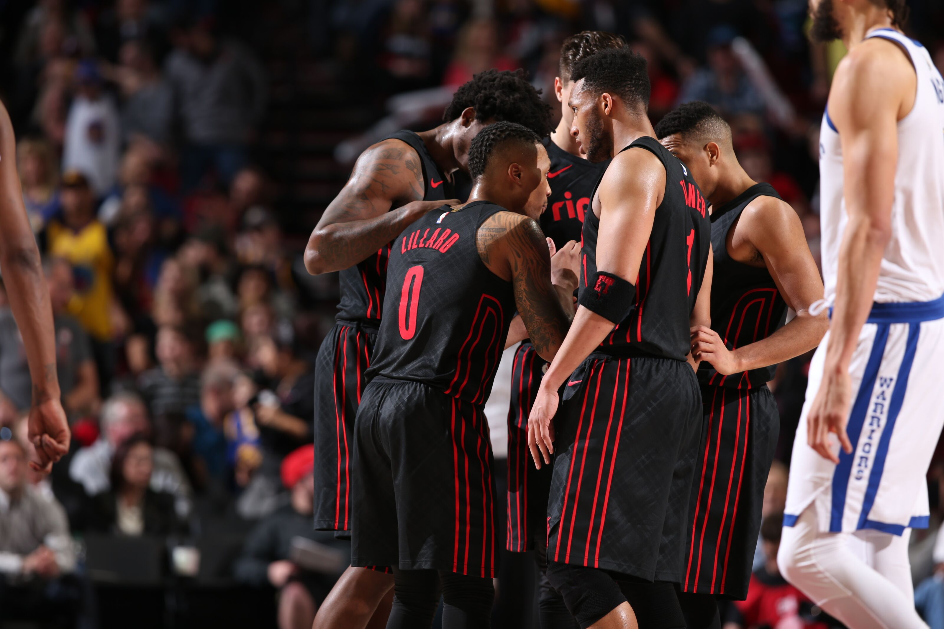 new styles 12fc0 c7d29 Portland Trail Blazers: Top 10 moments from 2017-18 NBA season