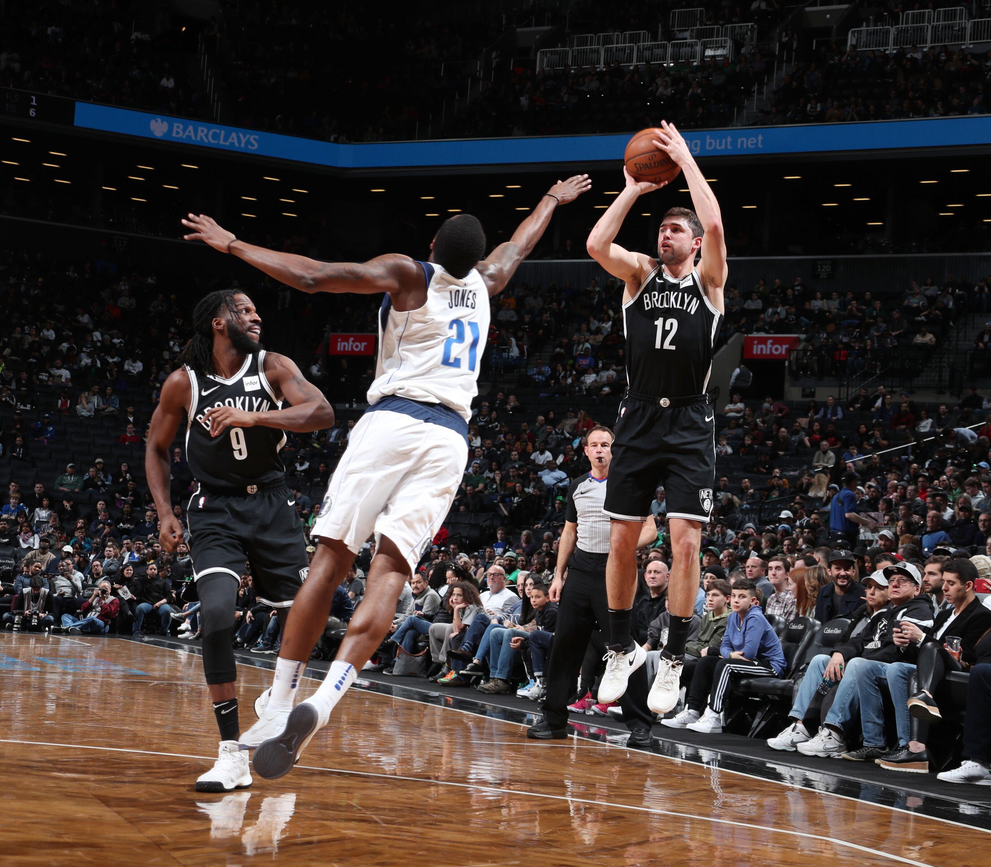 classic fit 08335 2c091 Brooklyn Nets: 3 reasons to re-sign Joe Harris in 2018