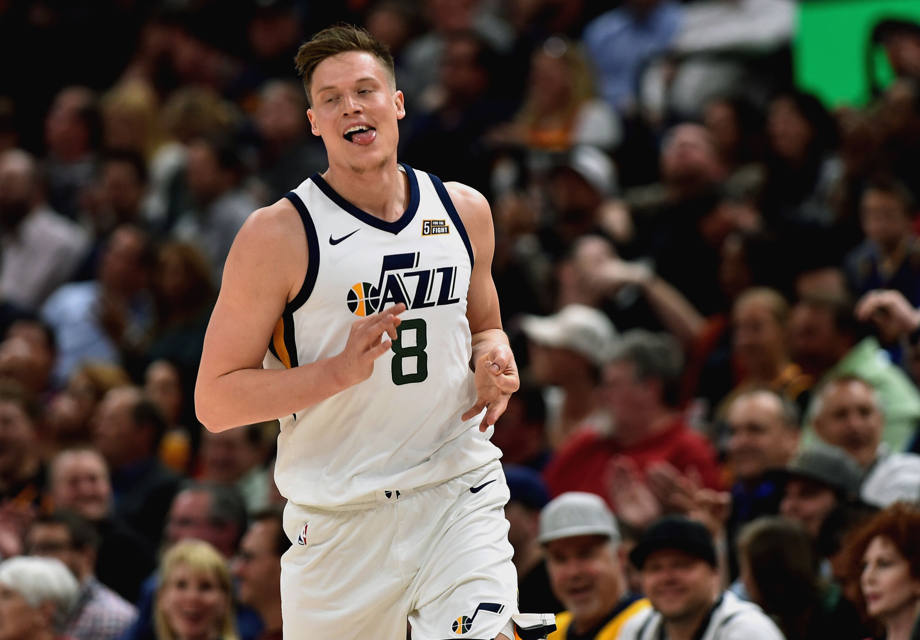 5bad2ca84 Utah Jazz  Which of the non-guaranteed contracts will return