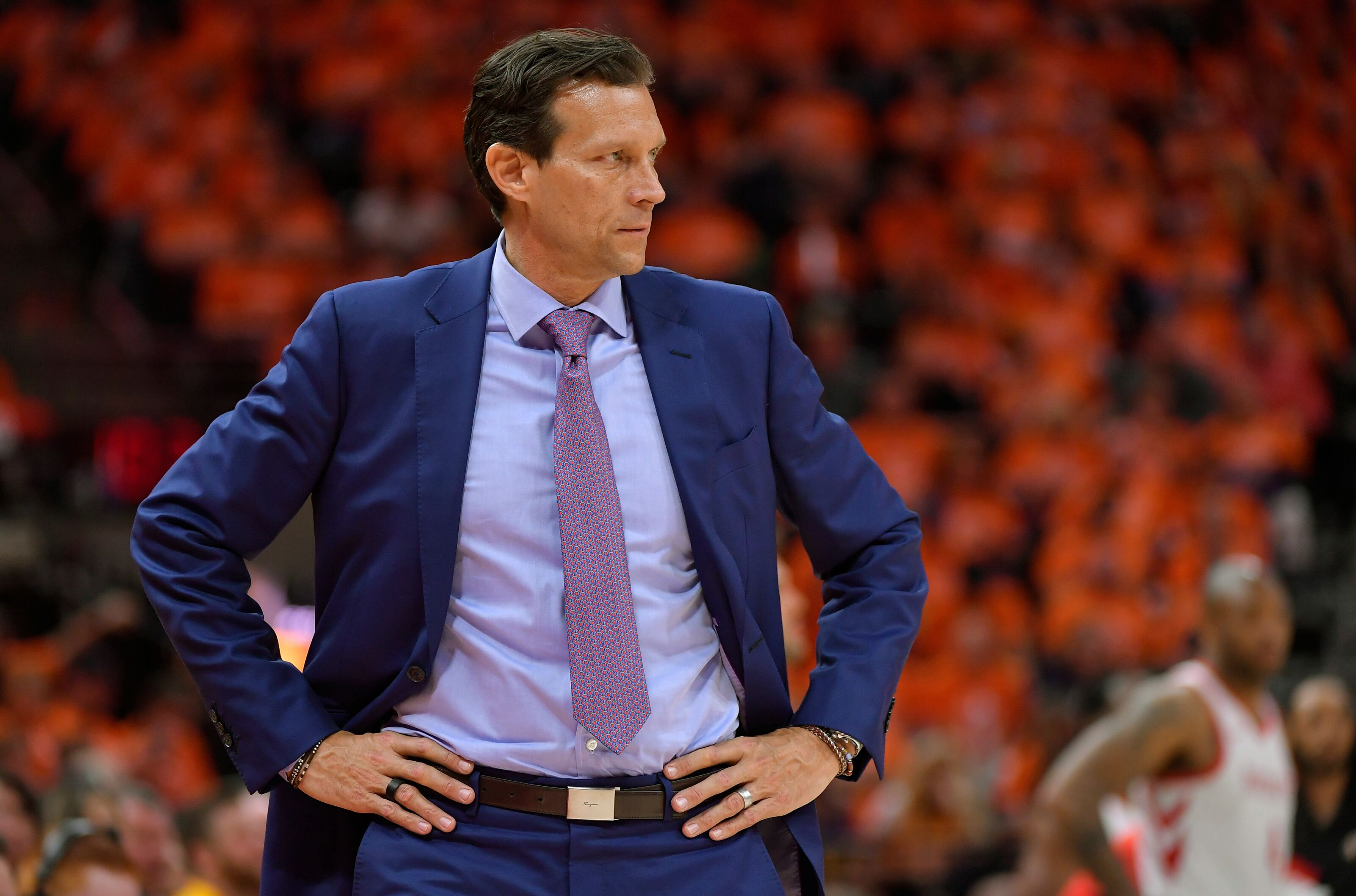 Utah Jazz: Can Quin Snyder win Coach of the Year next season?