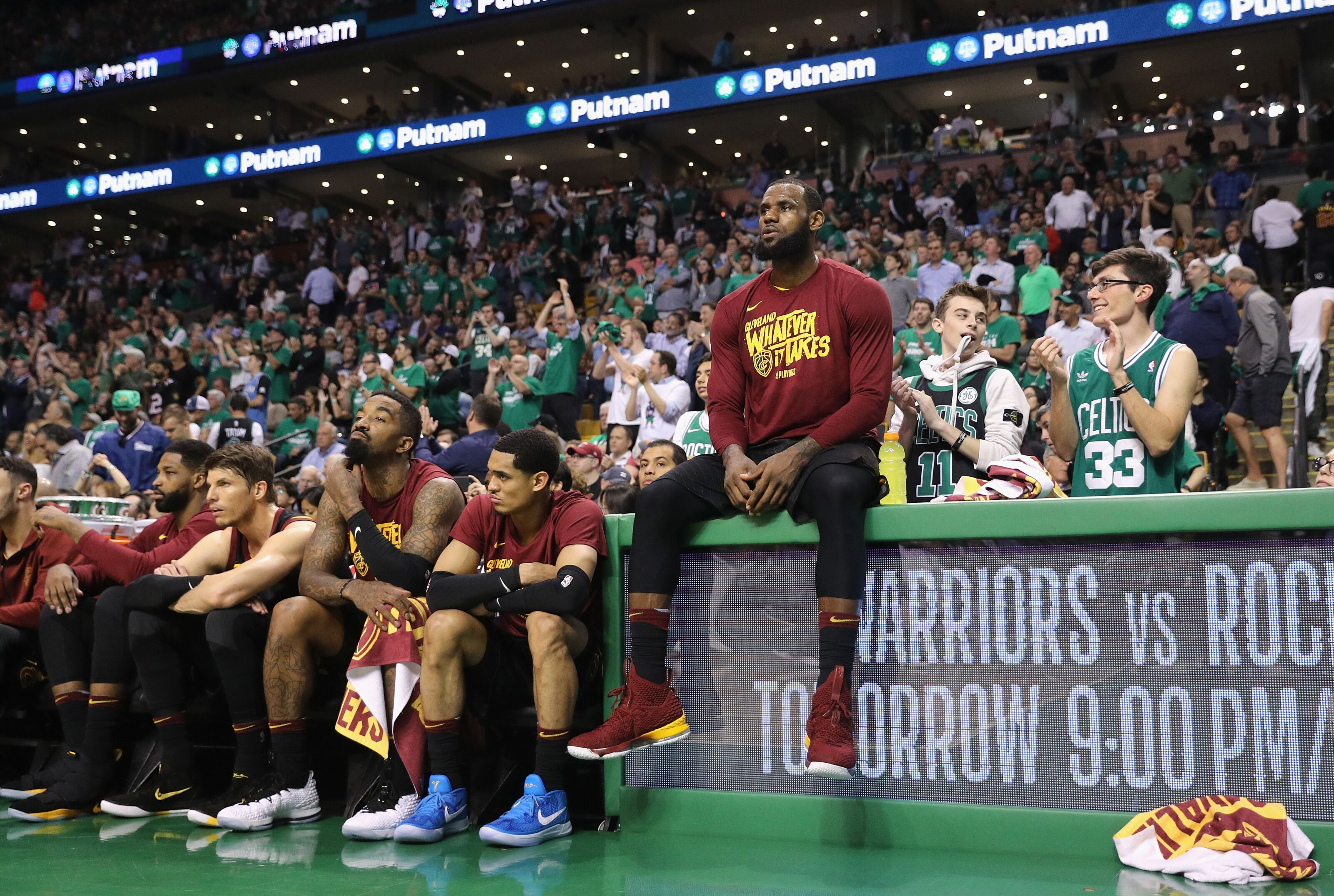Cleveland Cavaliers 3 Takeaways From Game 5 Vs Boston