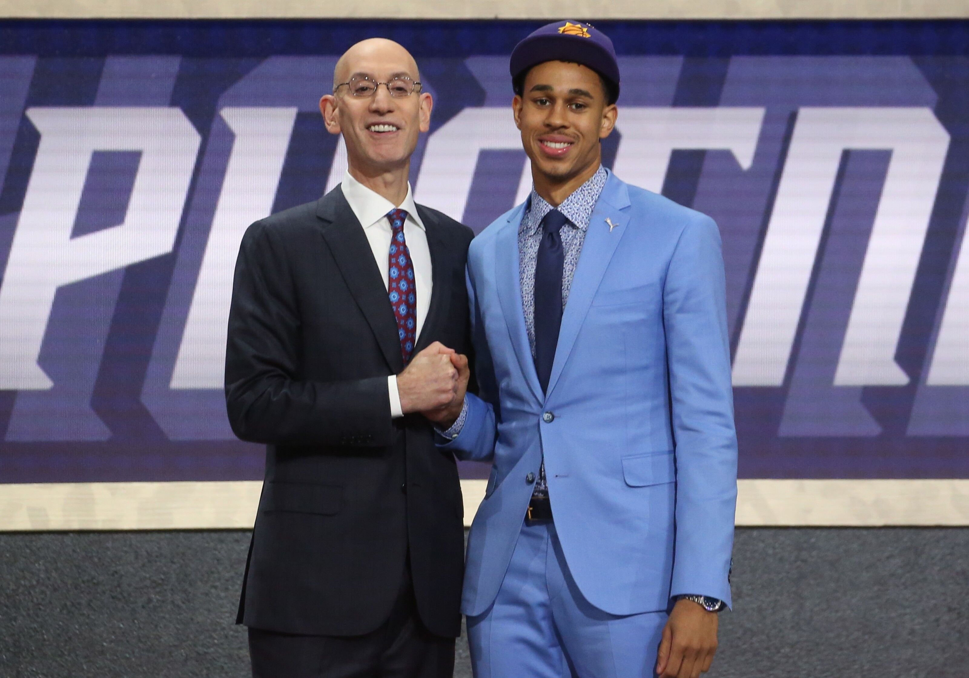 The Philadelphia 76ers' top draft pick curse continues with Zhaire Smith