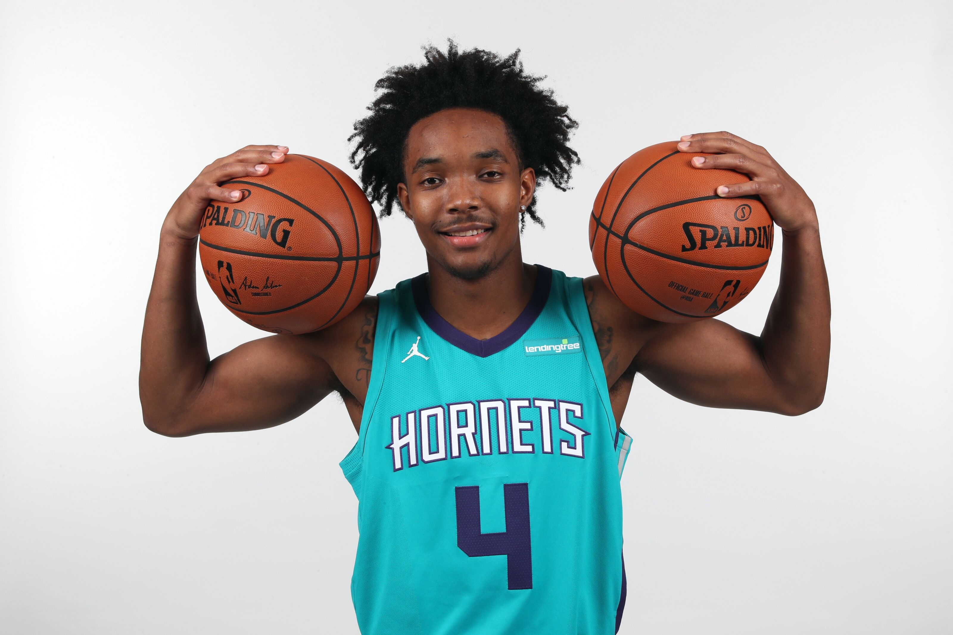 c2d84e152 Charlotte Hornets  3 reasons Devonte  Graham was a good pick