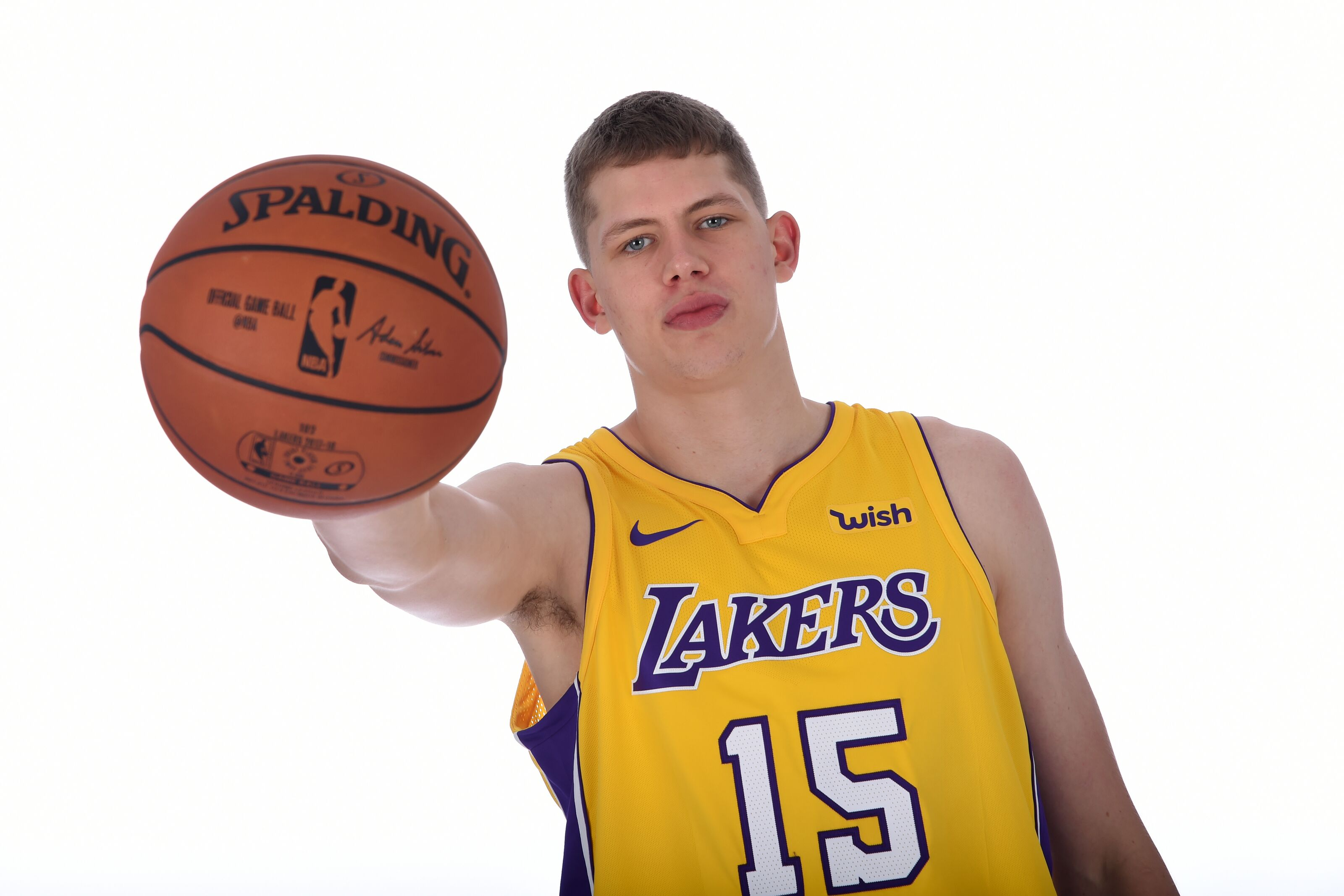 e3313eb6768b Los Angeles Lakers  Can Moritz Wagner offense offset his defense