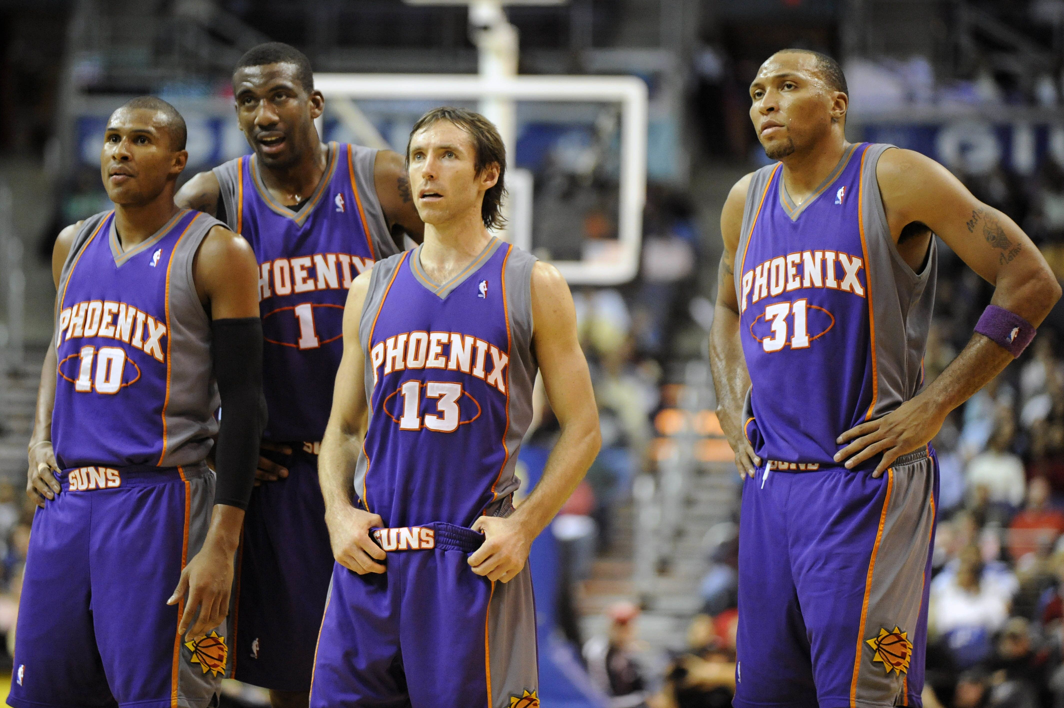 Phoenix Suns: Predicting all-time starting 5 in NBA 2K18