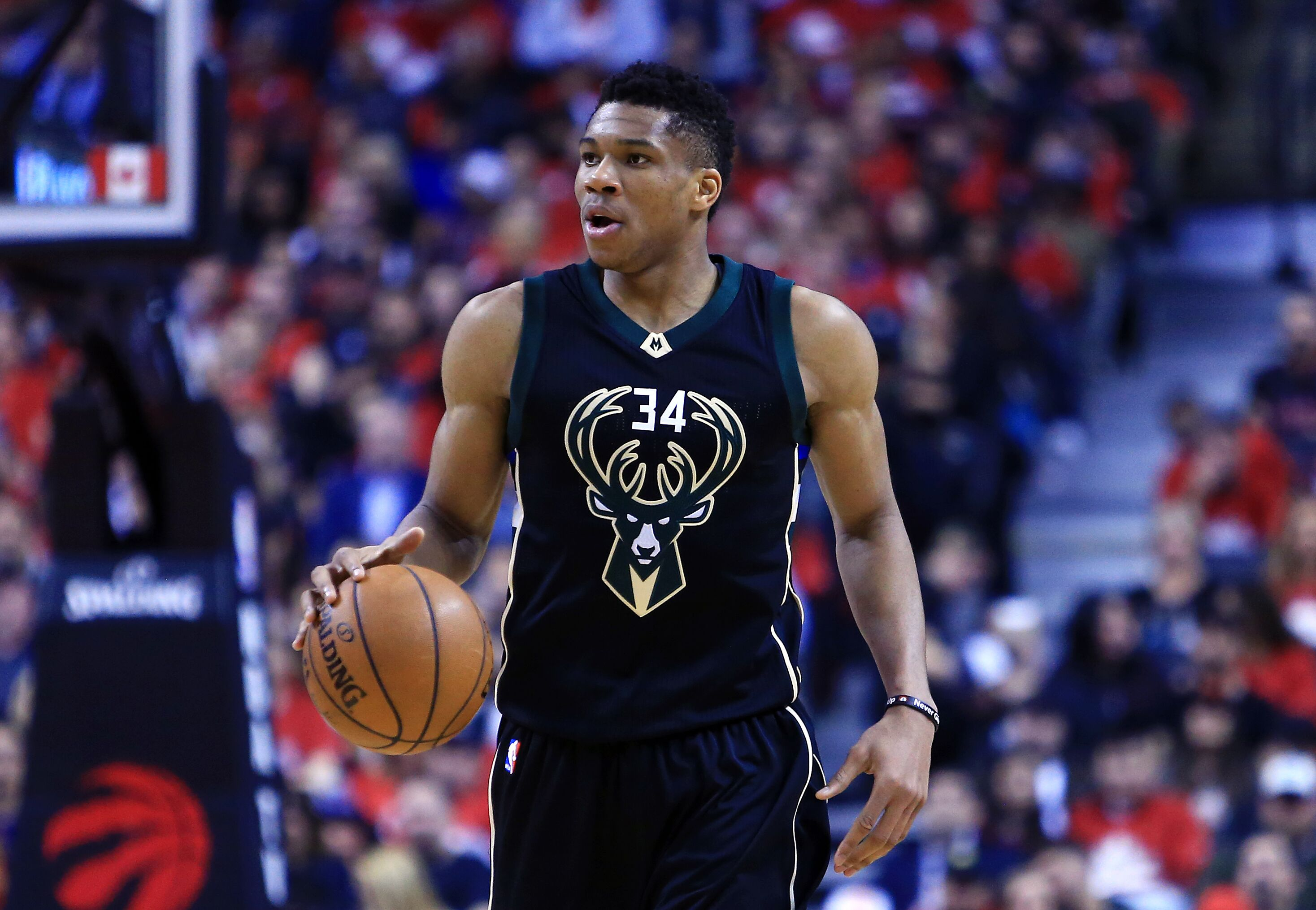 5424f22a7903 Milwaukee Bucks  Giannis Antetokounmpo is the NBA s rising star