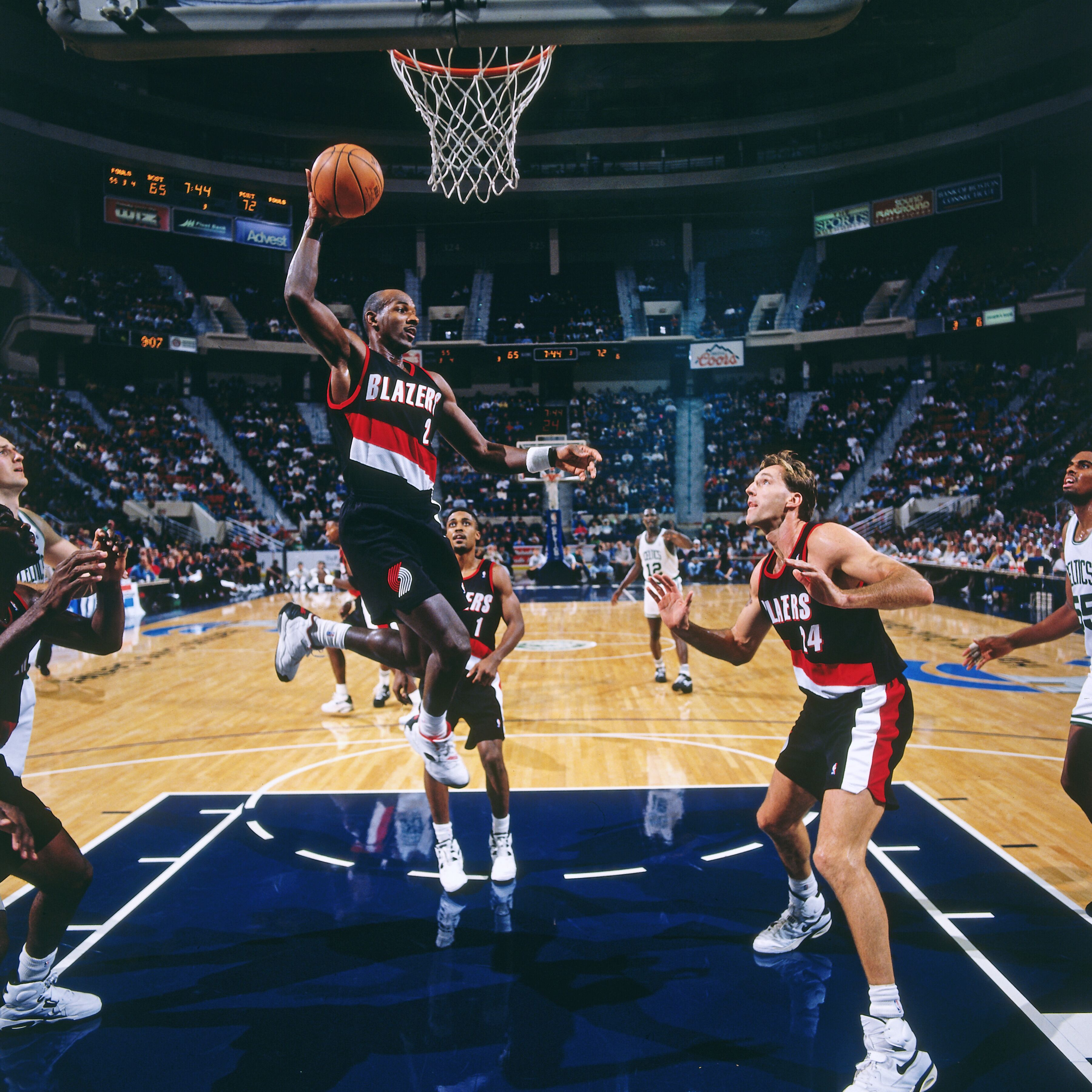 Portland Blazers Lineup: Portland Trail Blazers: Analyzing Official NBA 2K18 All