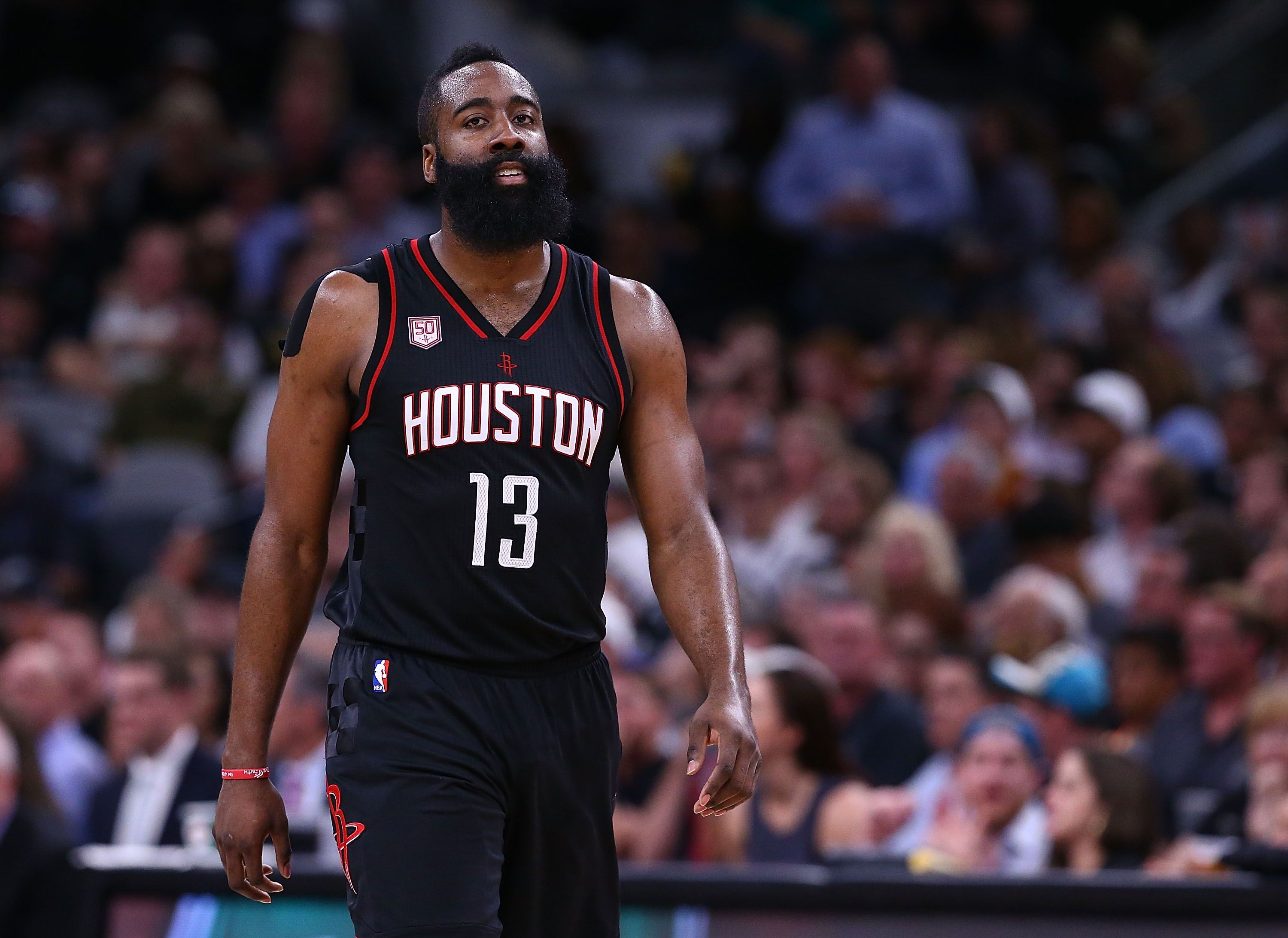 Houston Rockets: Analyzing NBA 2K18 ratings