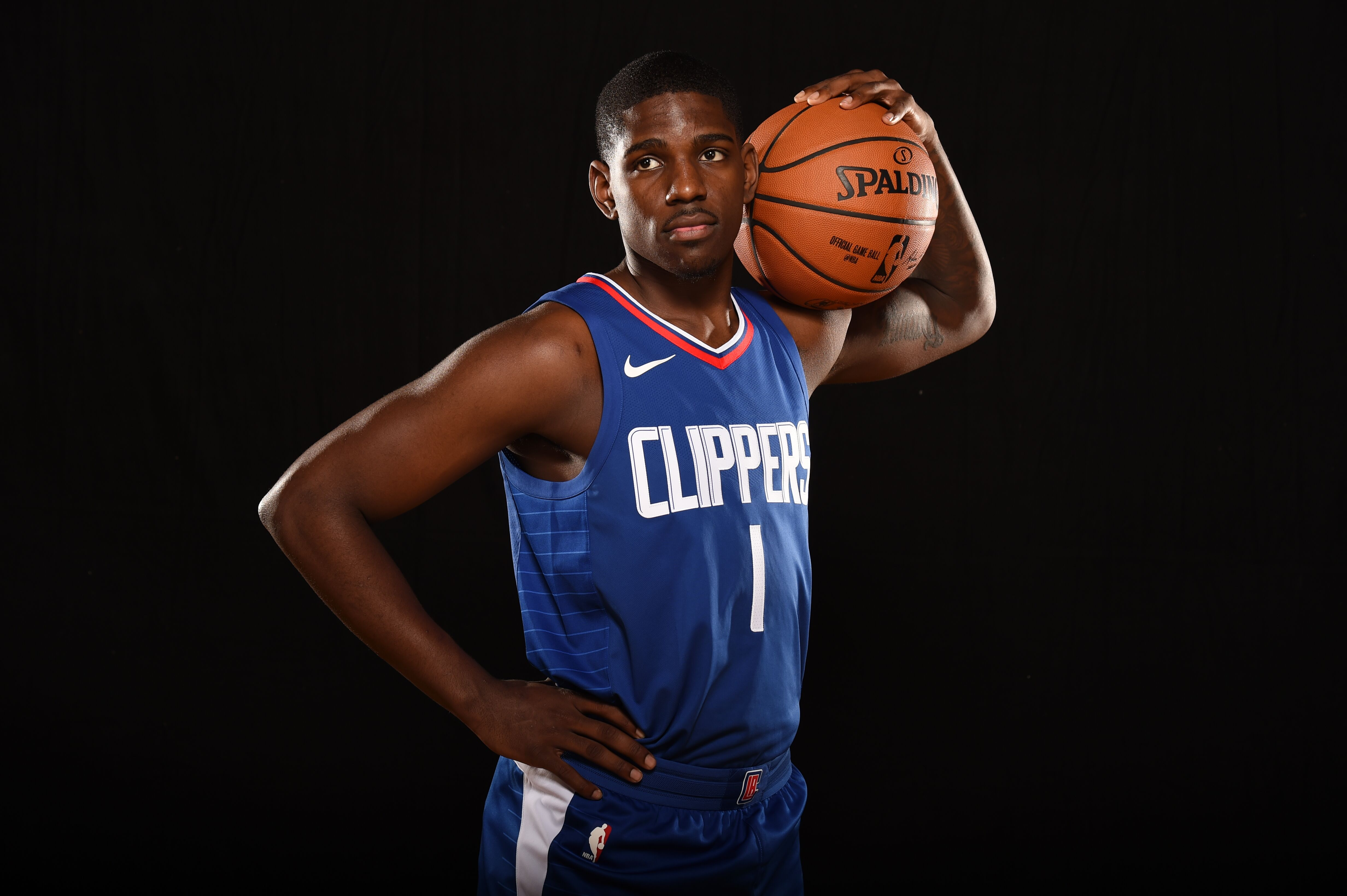 Los Angeles Clippers unveil new jerseys 53b5cb697