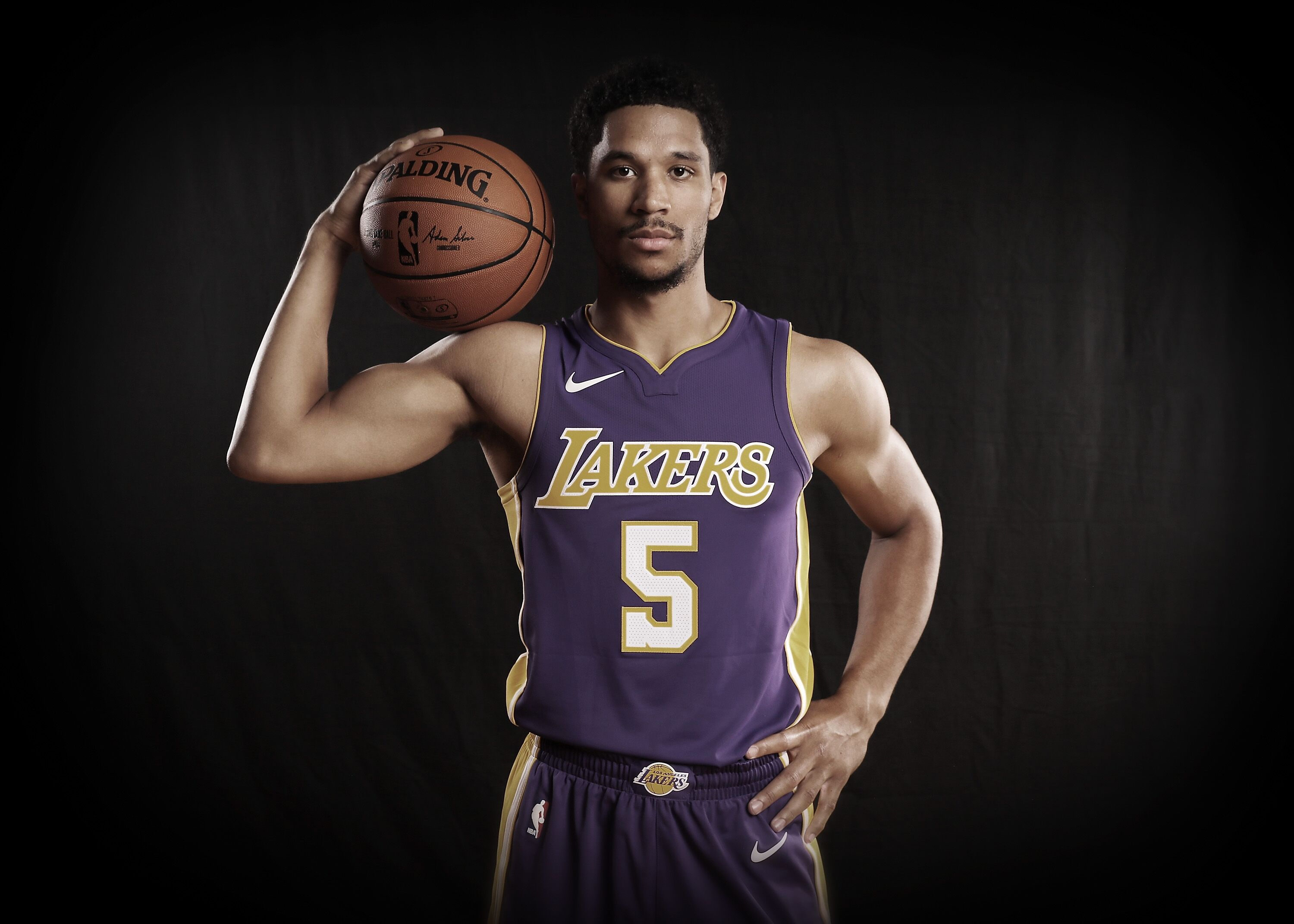 05375f056eb Los Angeles Lakers: Josh Hart is the forgotten rookie