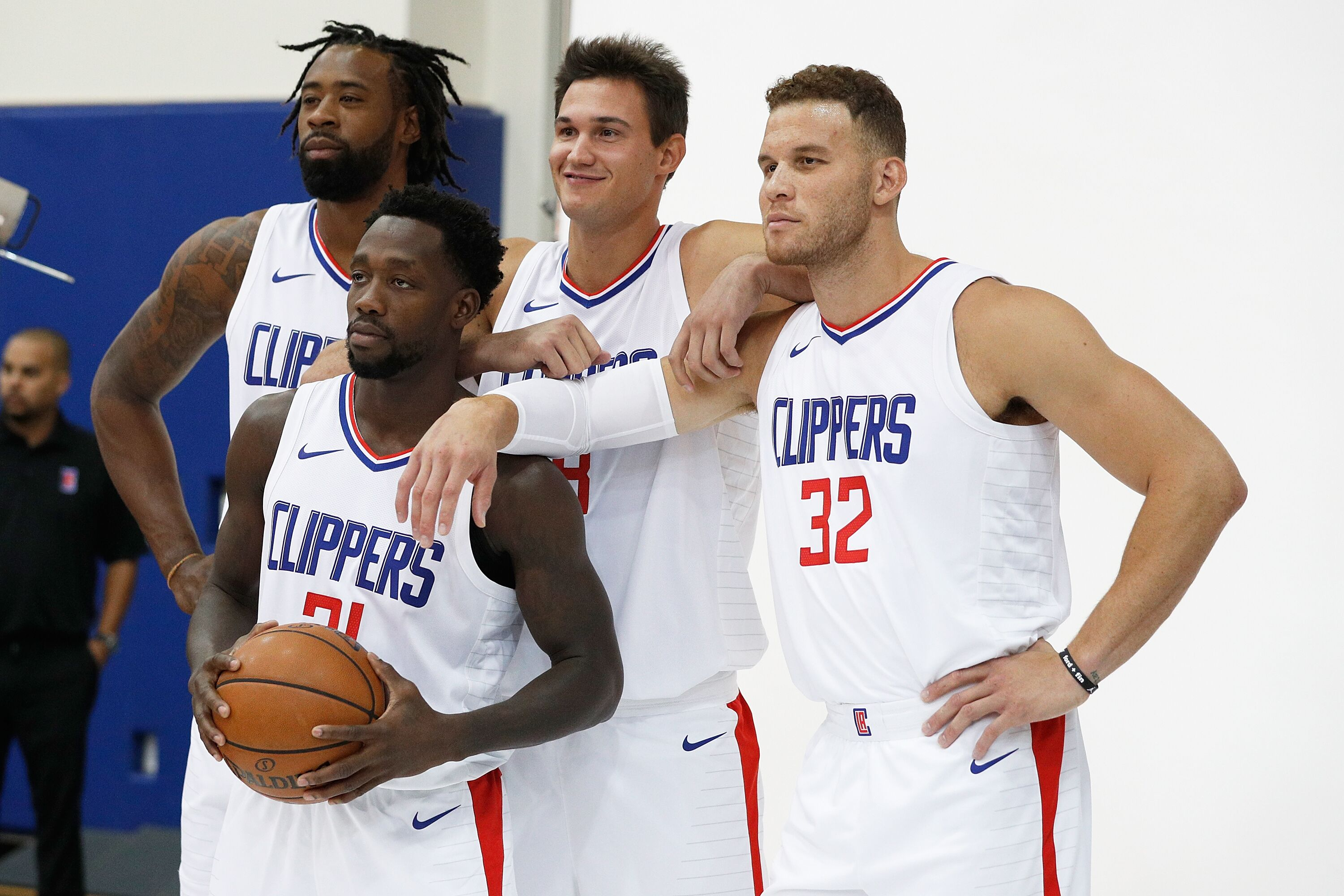 a49377a786f Los Angeles Clippers  5 takeaways from 2017-18 Media Day