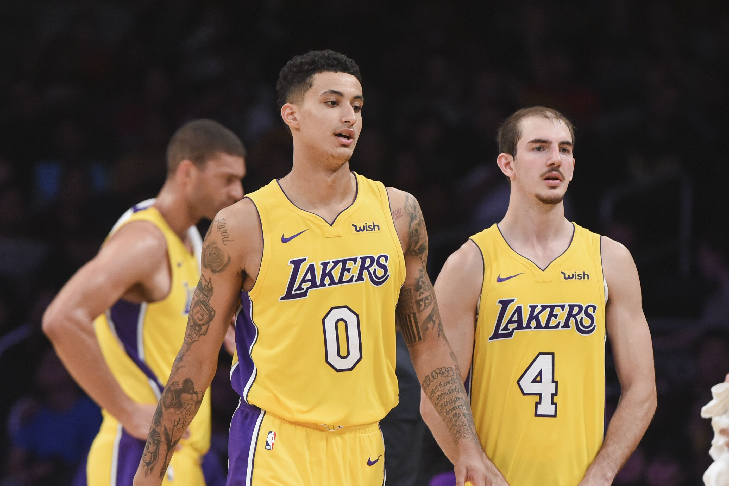 outlet store 12808 95ab7 Los Angeles Lakers: 5 reasons they won't make the playoffs ...