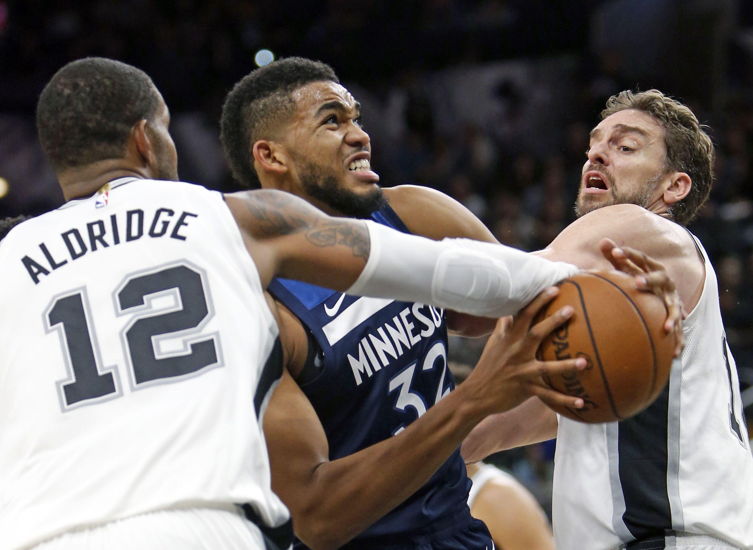Minnesota Timberwolves  3 takeaways from 2017-18 season opener 978aa24ba