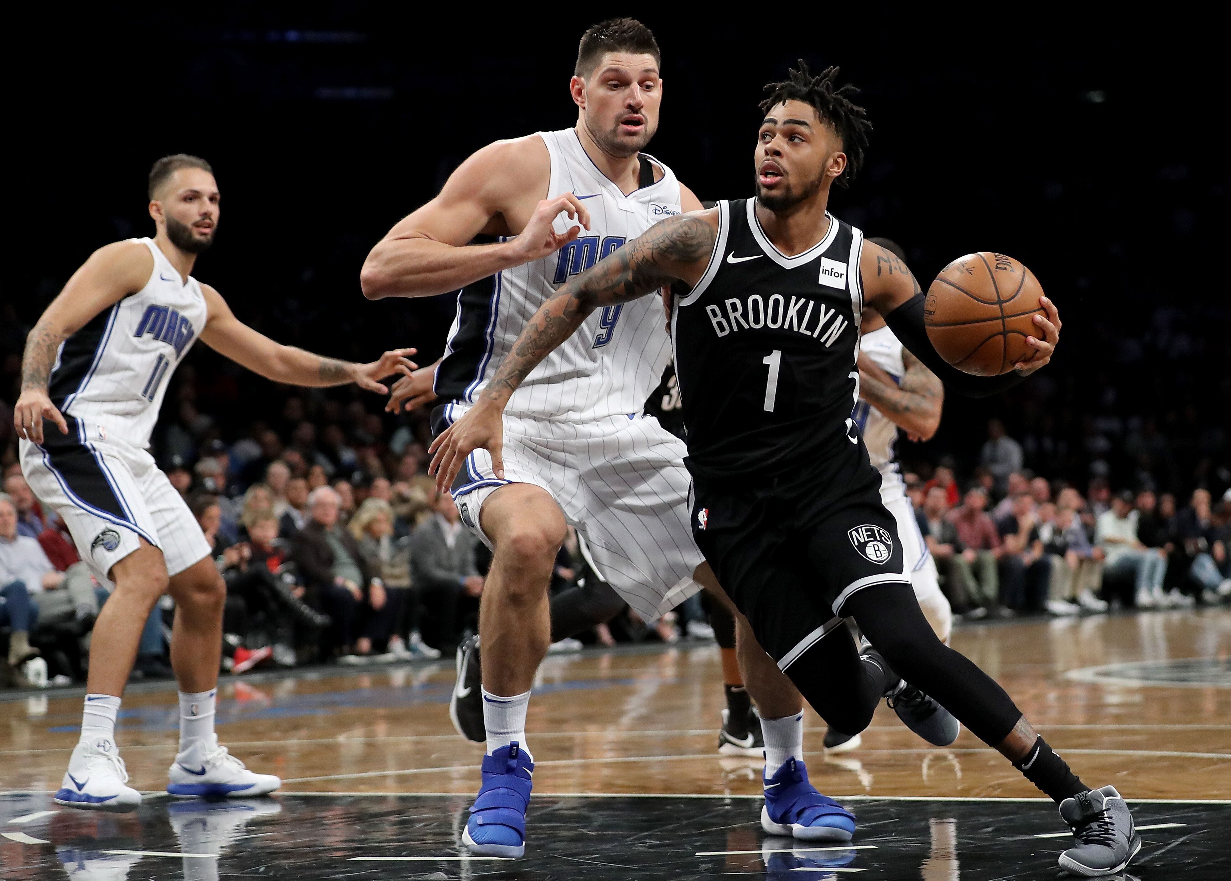 Brooklyn Nets: D'Angelo Russell's magical home debut