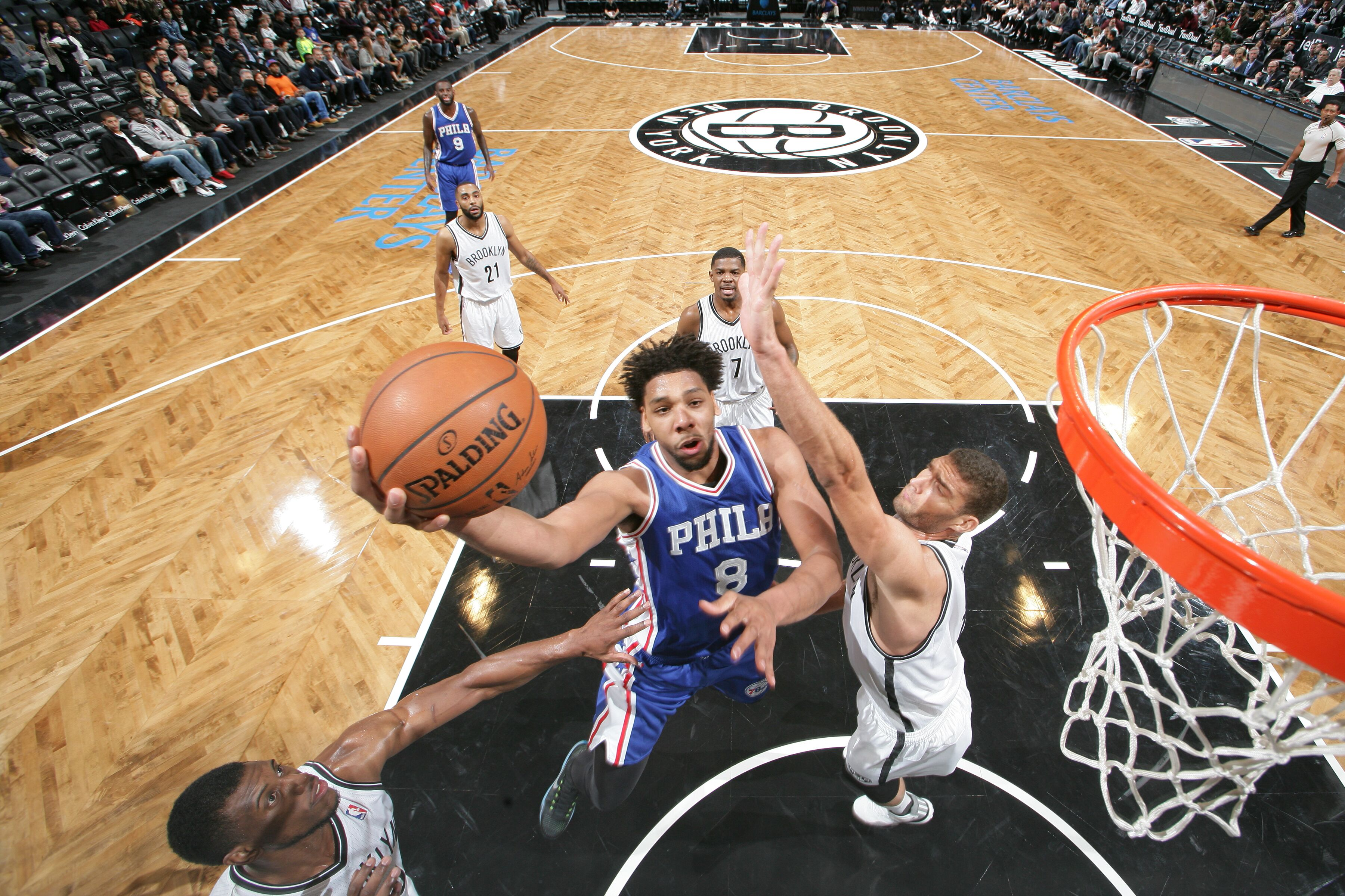 Brooklyn Nets need to consider trading for Jahlil Okafor
