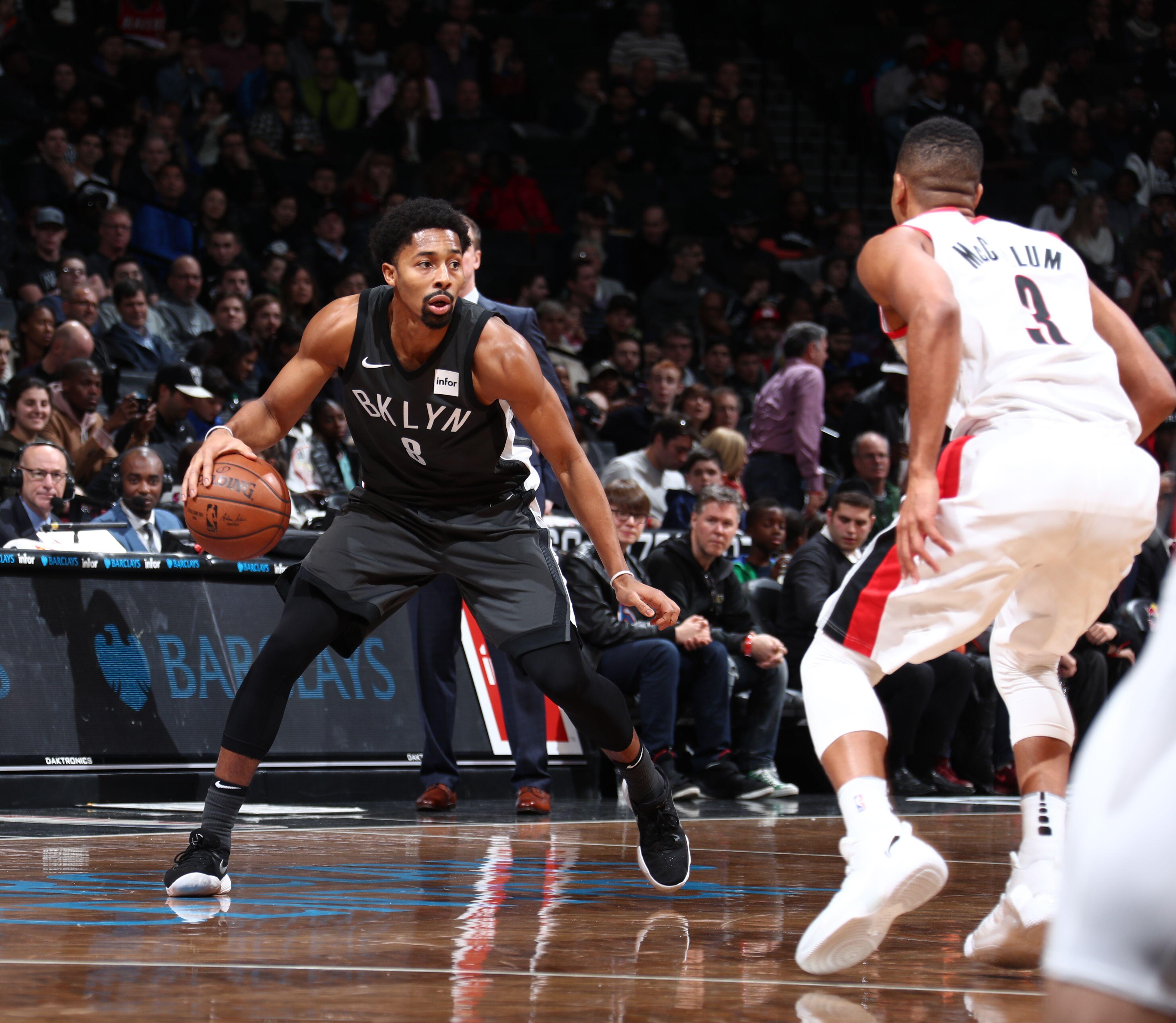 Portland Blazers Ranking: Brooklyn Nets Need Consistent Scoring From Spencer Dinwiddie