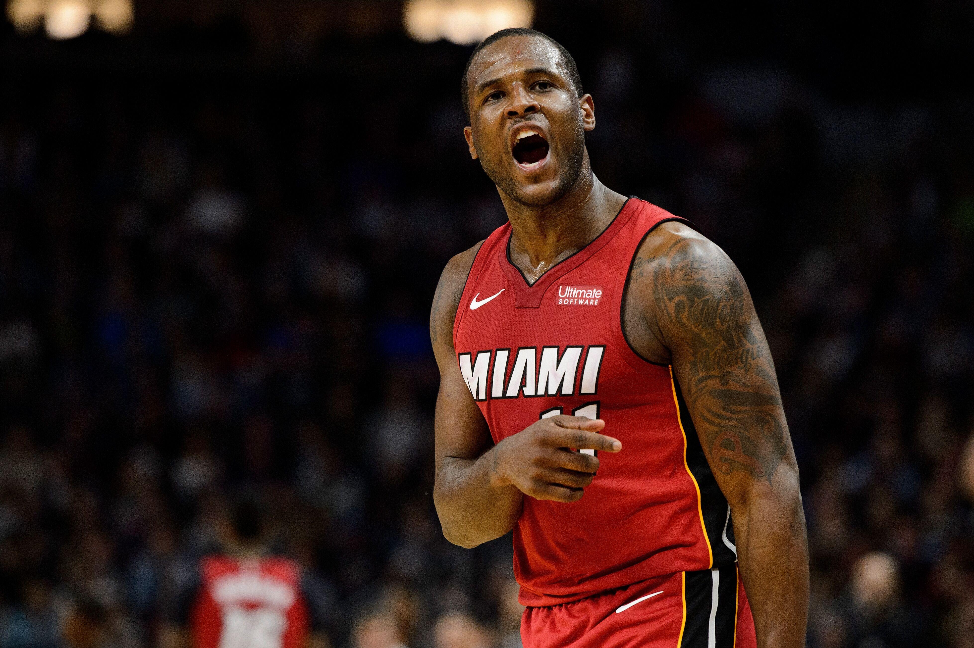 Nba Basketball Miami Heat Bedroom In: Miami Heat: 3 Goals For Dion Waiters In 2018-19 NBA Season