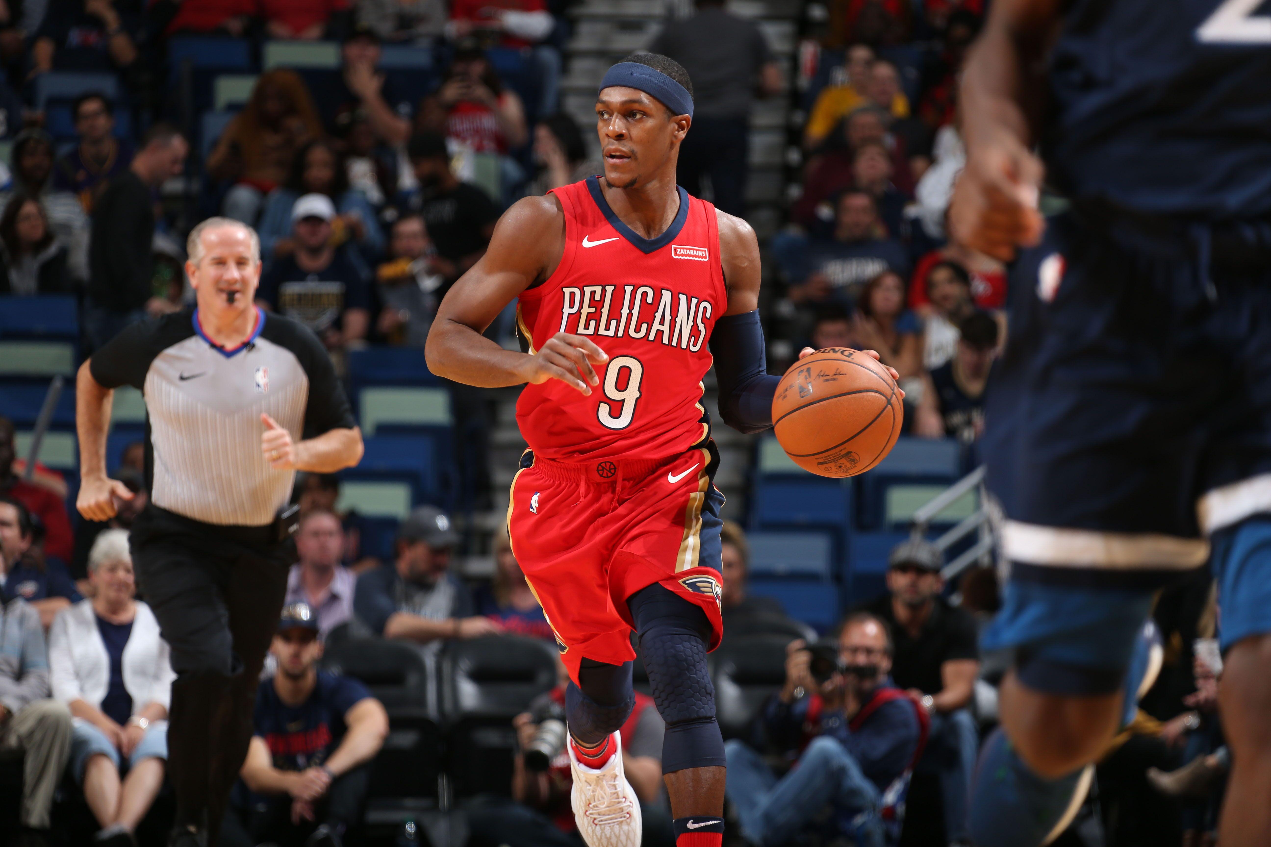 b095e7925d1 New Orleans Pelicans  Should Rajon Rondo still be the starter