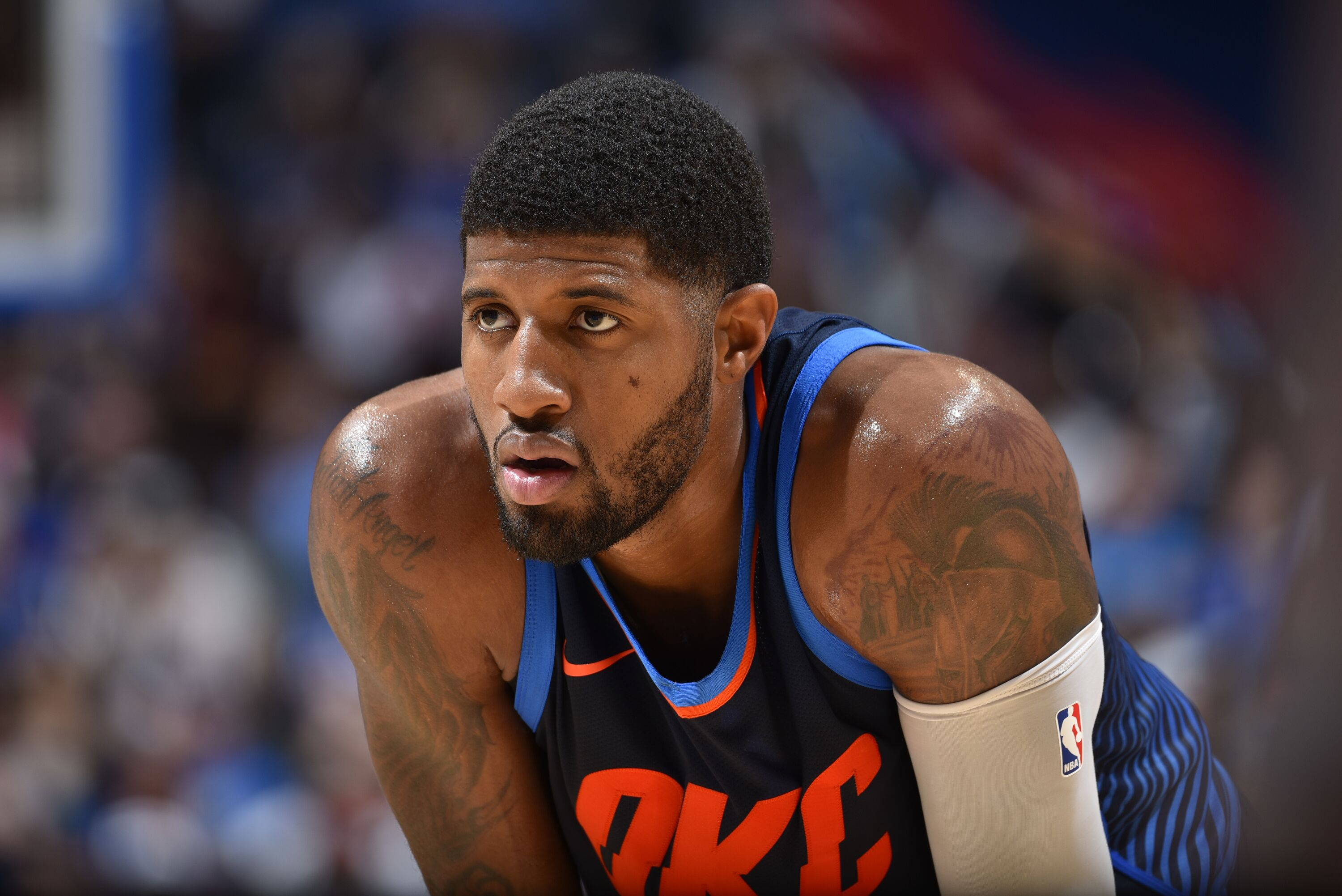 Paul George: Indiana Pacers: Checking In On Paul George With The OKC