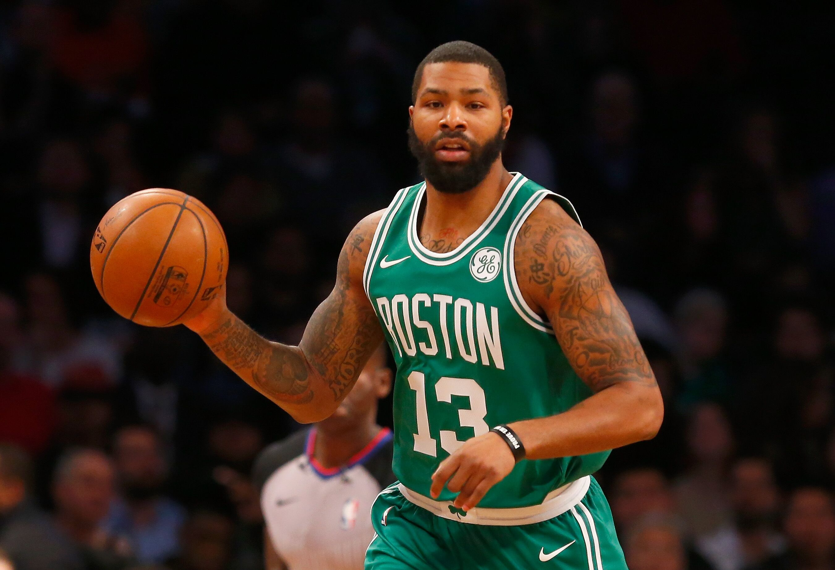 Boston Celtics: Life with Marcus Morris sidelined by injury